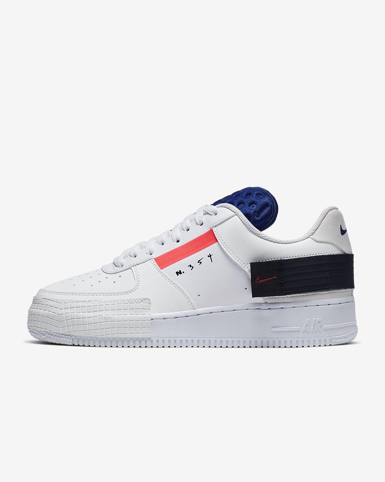 Sko Nike Air Force 1 Type för män
