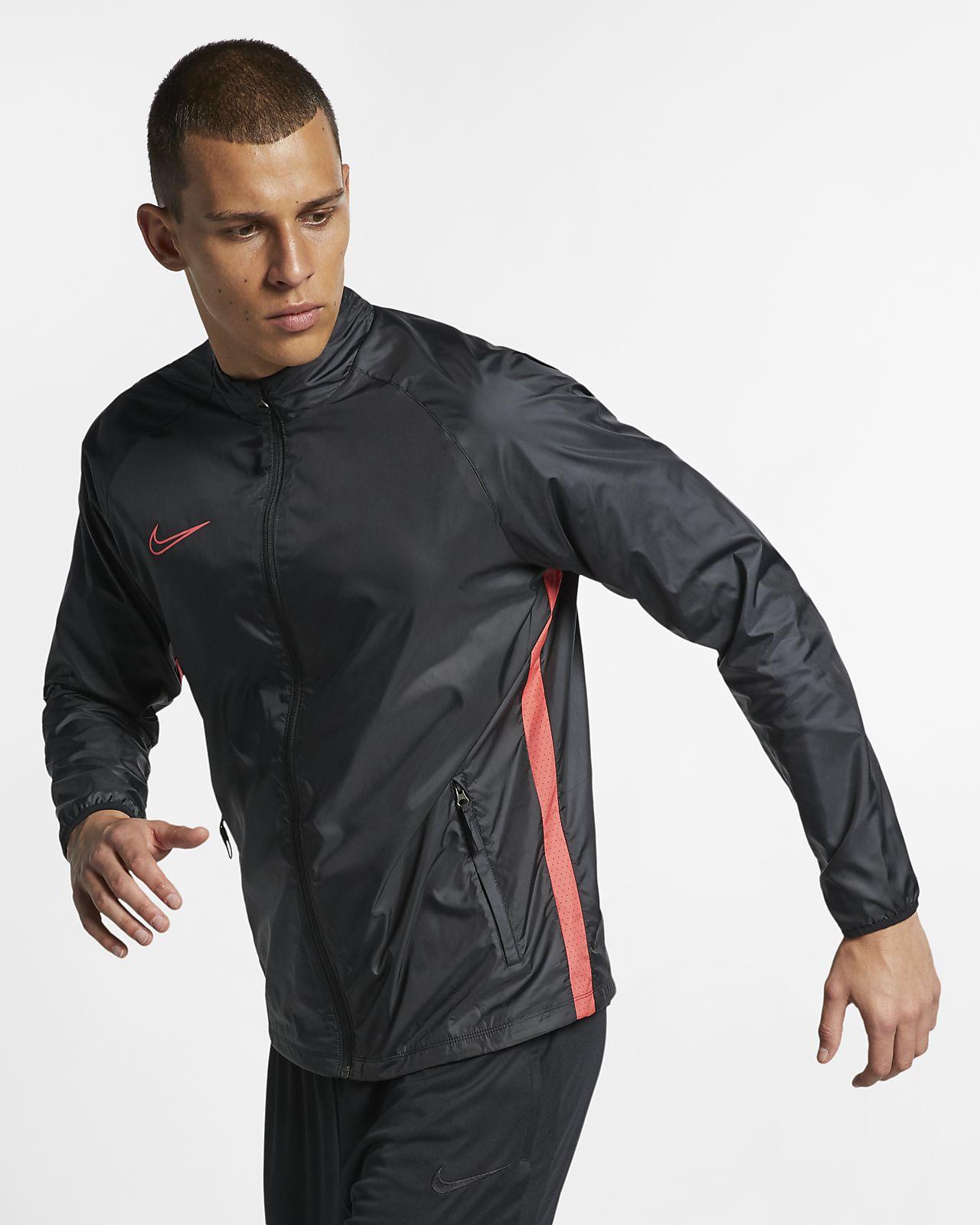 Chamarra de fútbol para hombre Nike Repel Academy