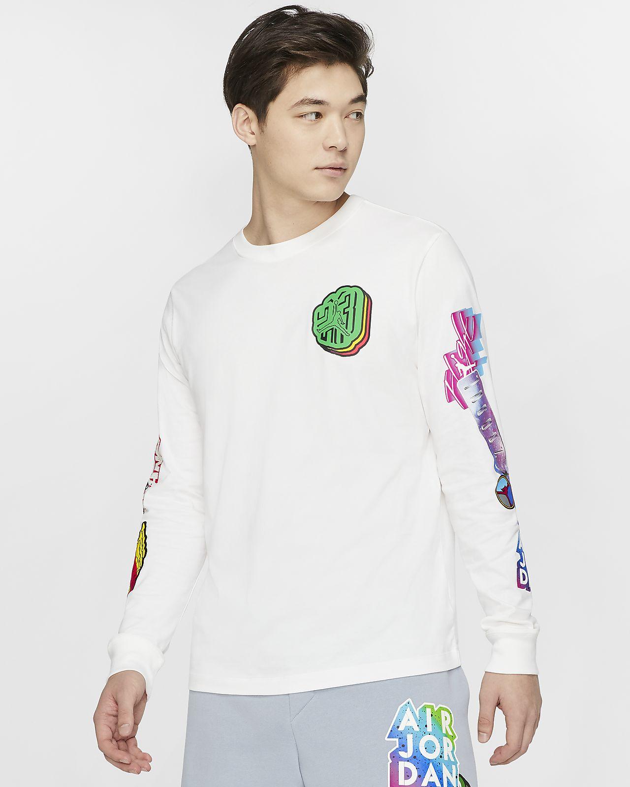 Ανδρική μακρυμάνικη μπλούζα Jordan Photo
