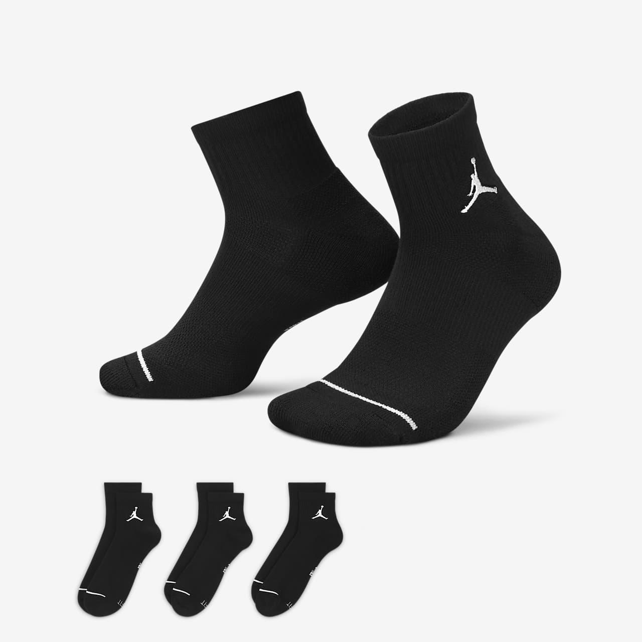 ... Jordan Jumpman Quarter Socks (3 Pair)