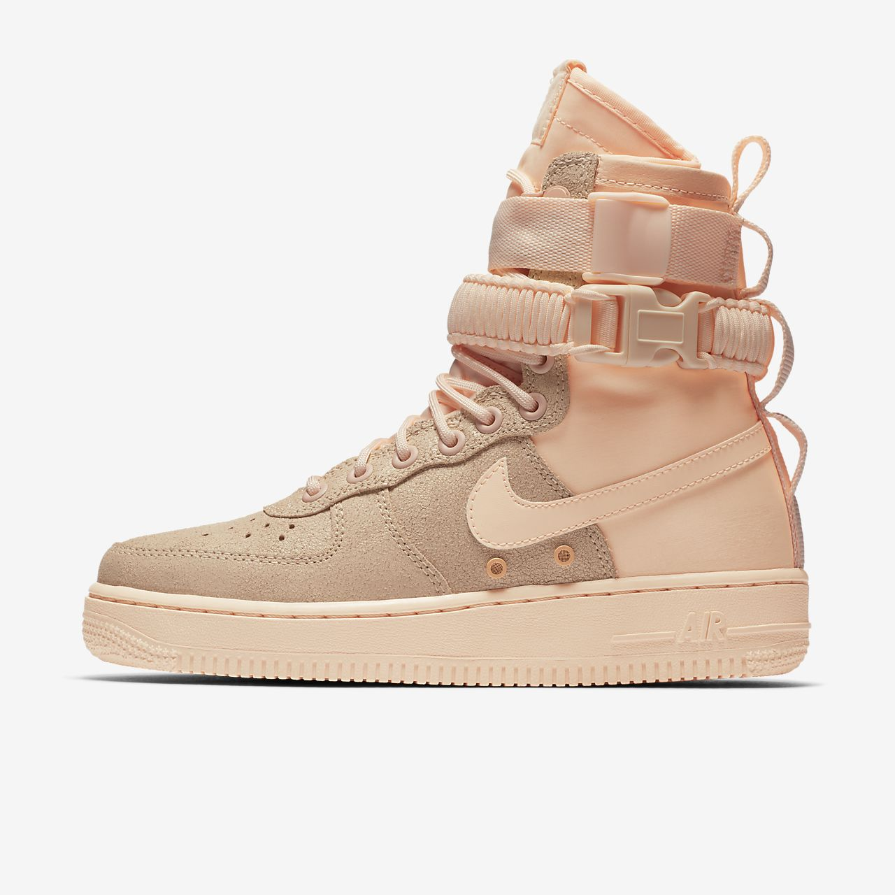 super popular ff9cd 4ff55 ... Nike SF Air Force 1 Womens Boot
