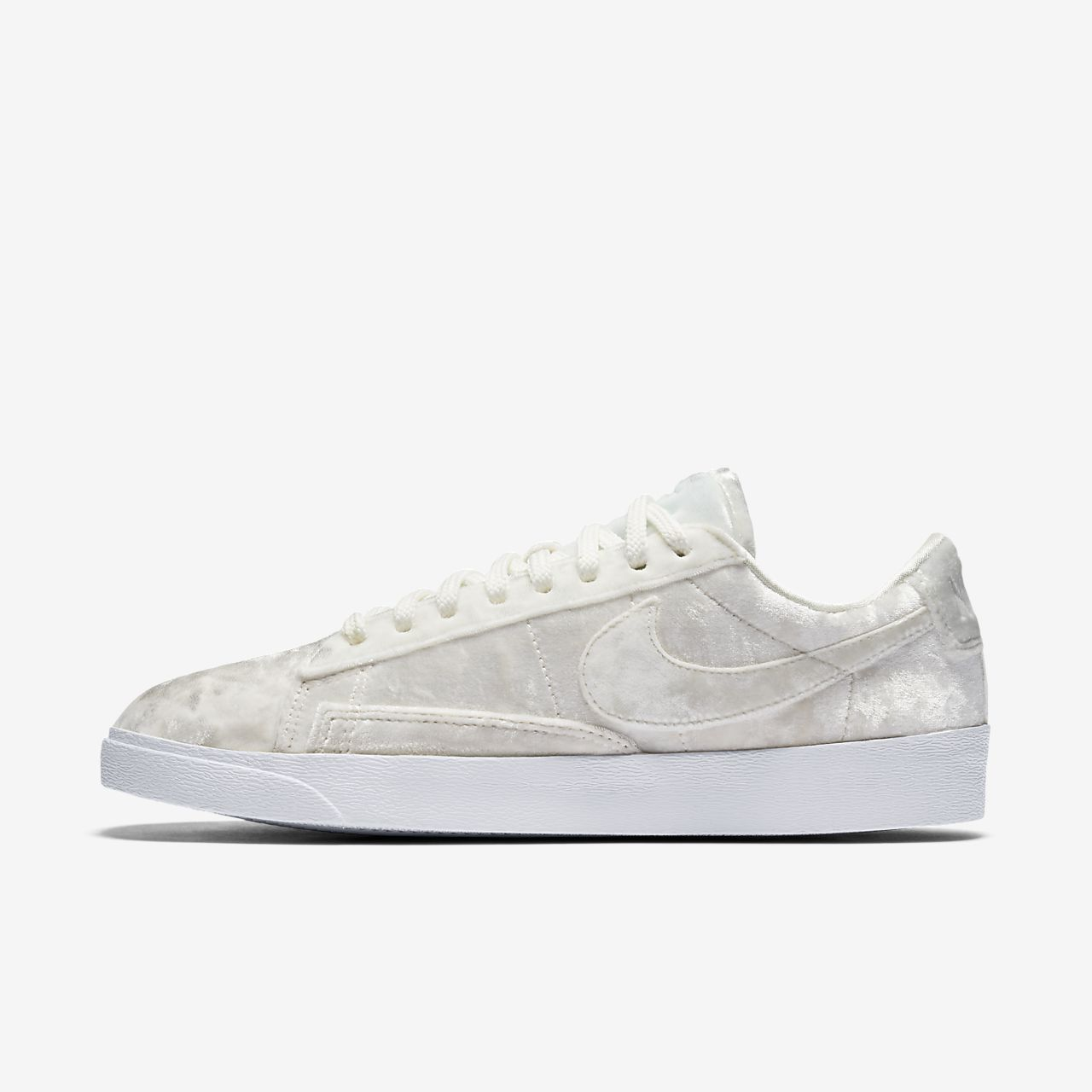 grey nike blazer low lx