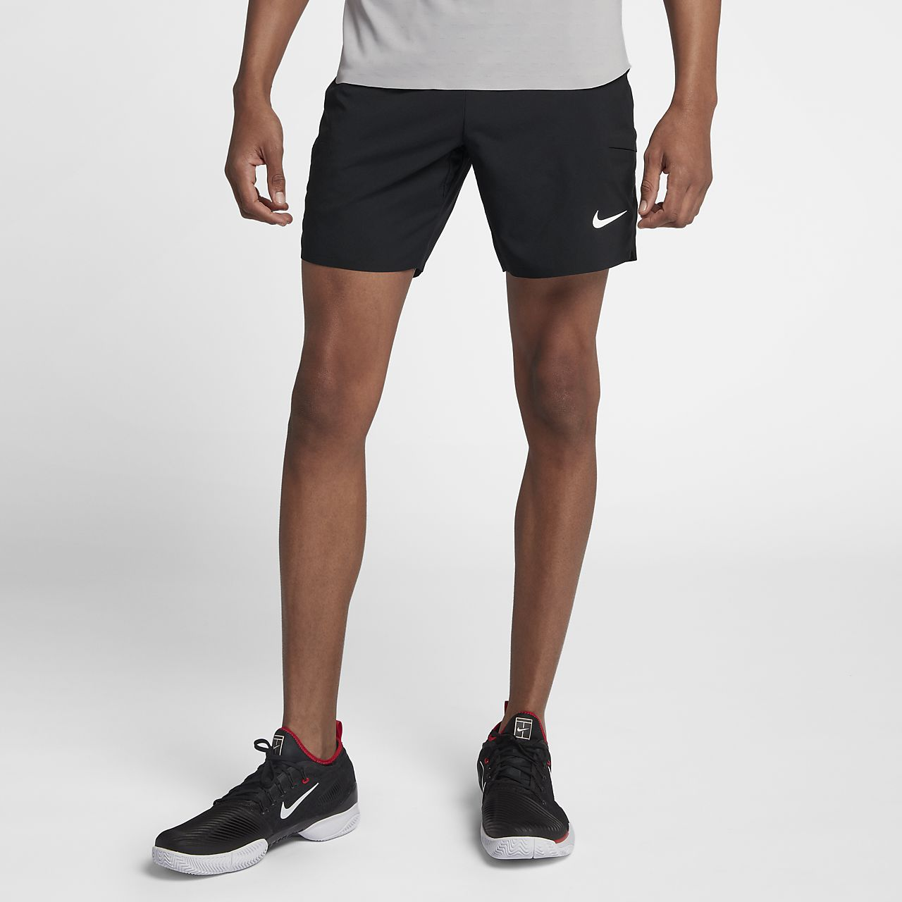 "NikeCourt Flex Ace Men's 7"" (18cm approx.) Tennis Shorts. Nike.com LU"