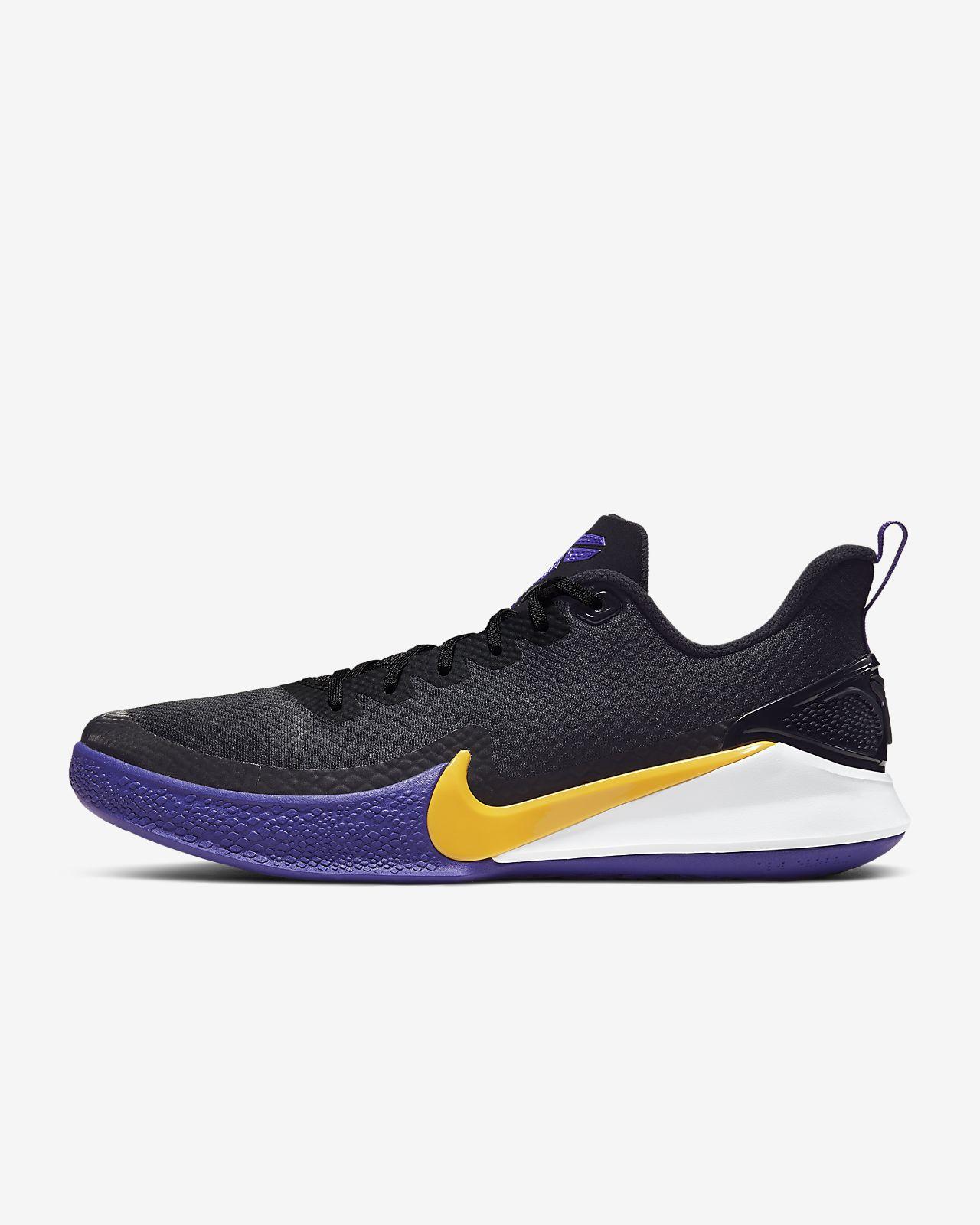 Basketbalová bota Mamba Focus