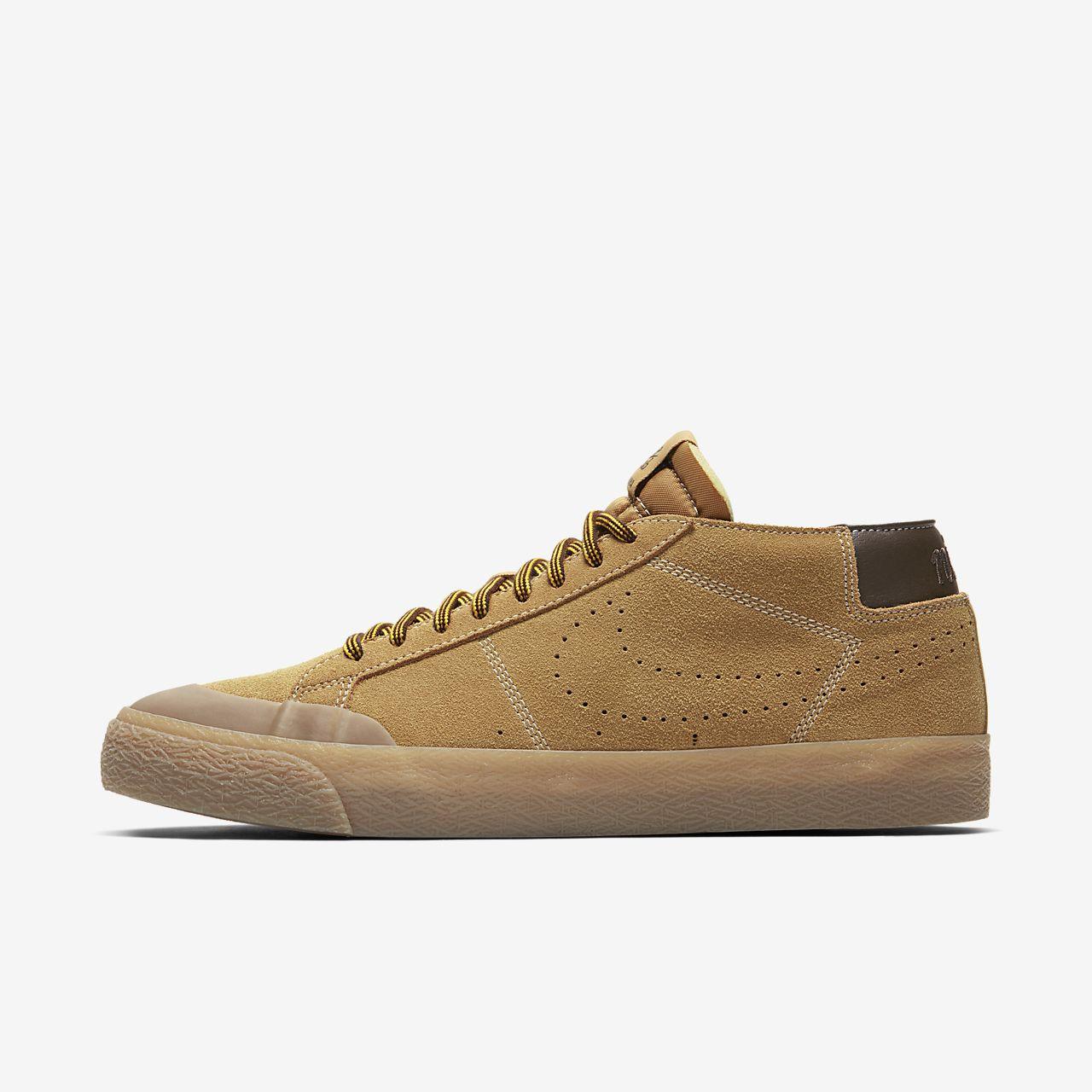 Nike SB Zoom Blazer Chukka XT Premium Kaykay Ayakkabısı