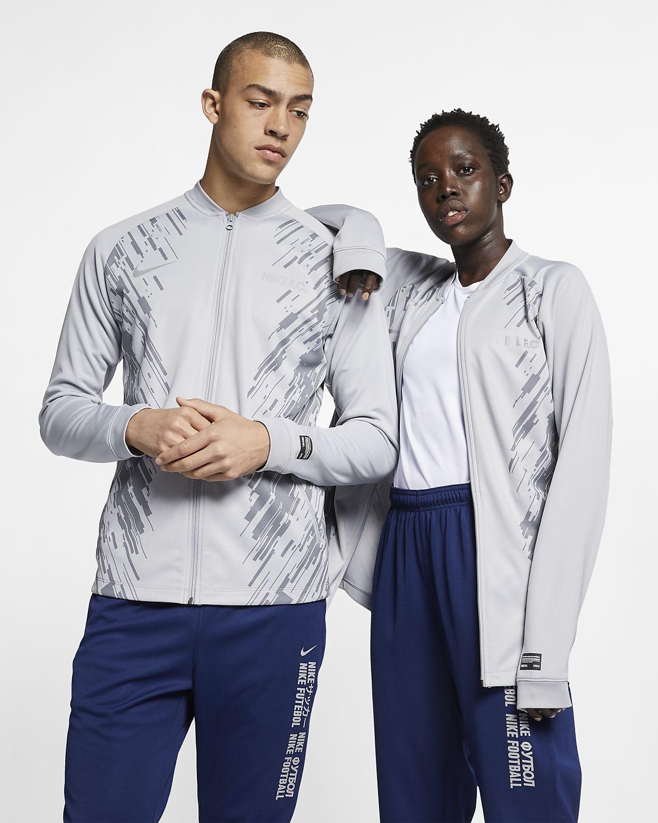 Nike F.C. Squad fotballjakke