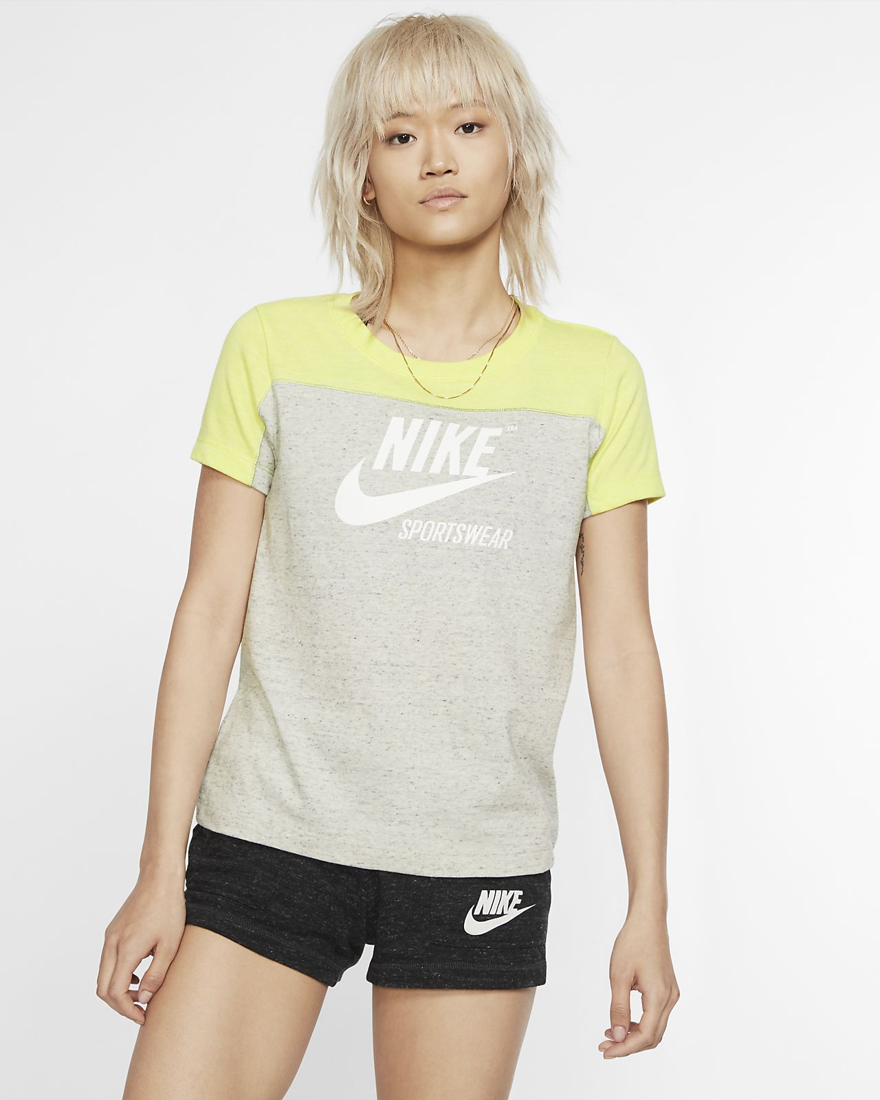 Nike Sportswear Vintage Women's Short-Sleeve Top