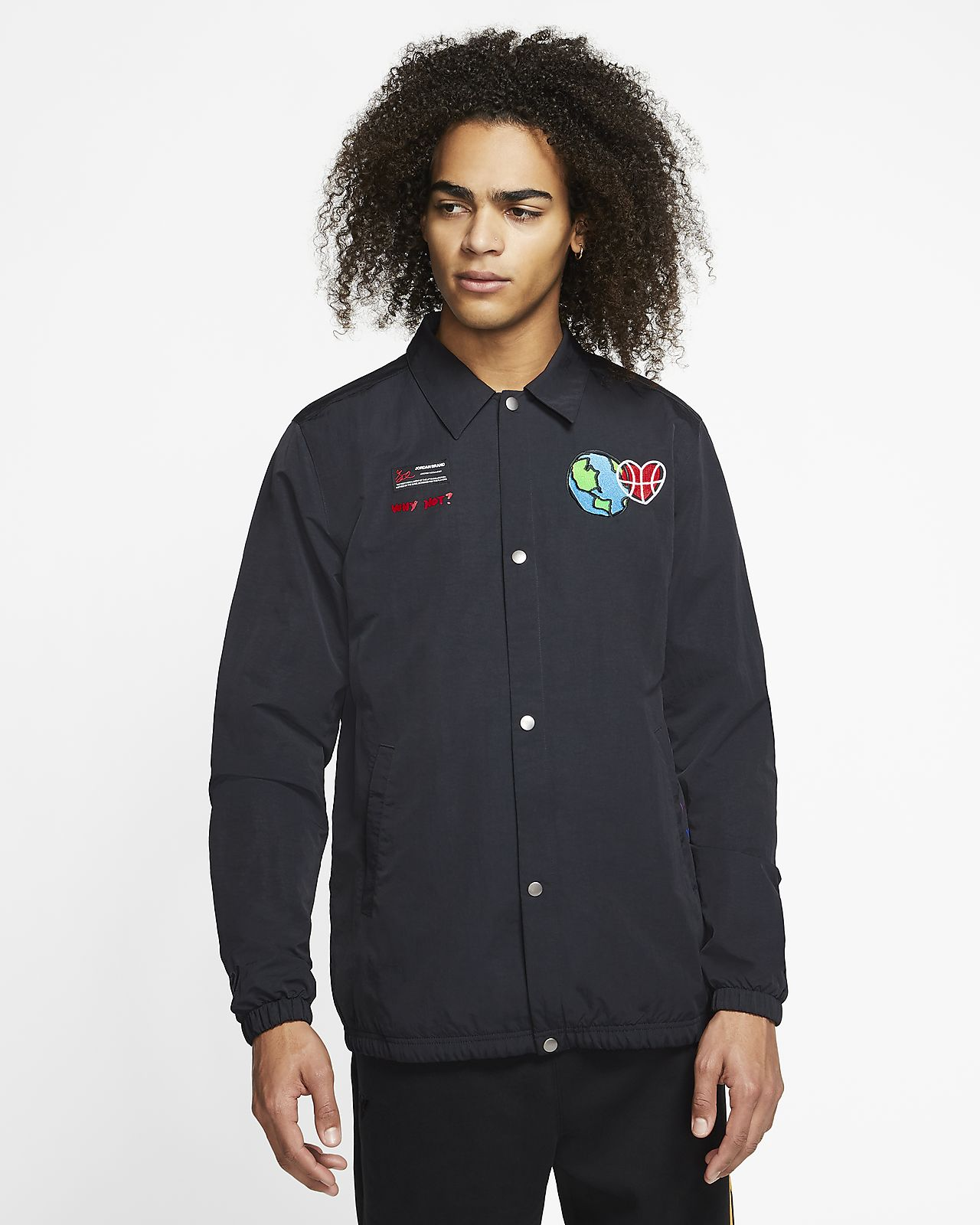 Jordan Why Not? Men's Jacket