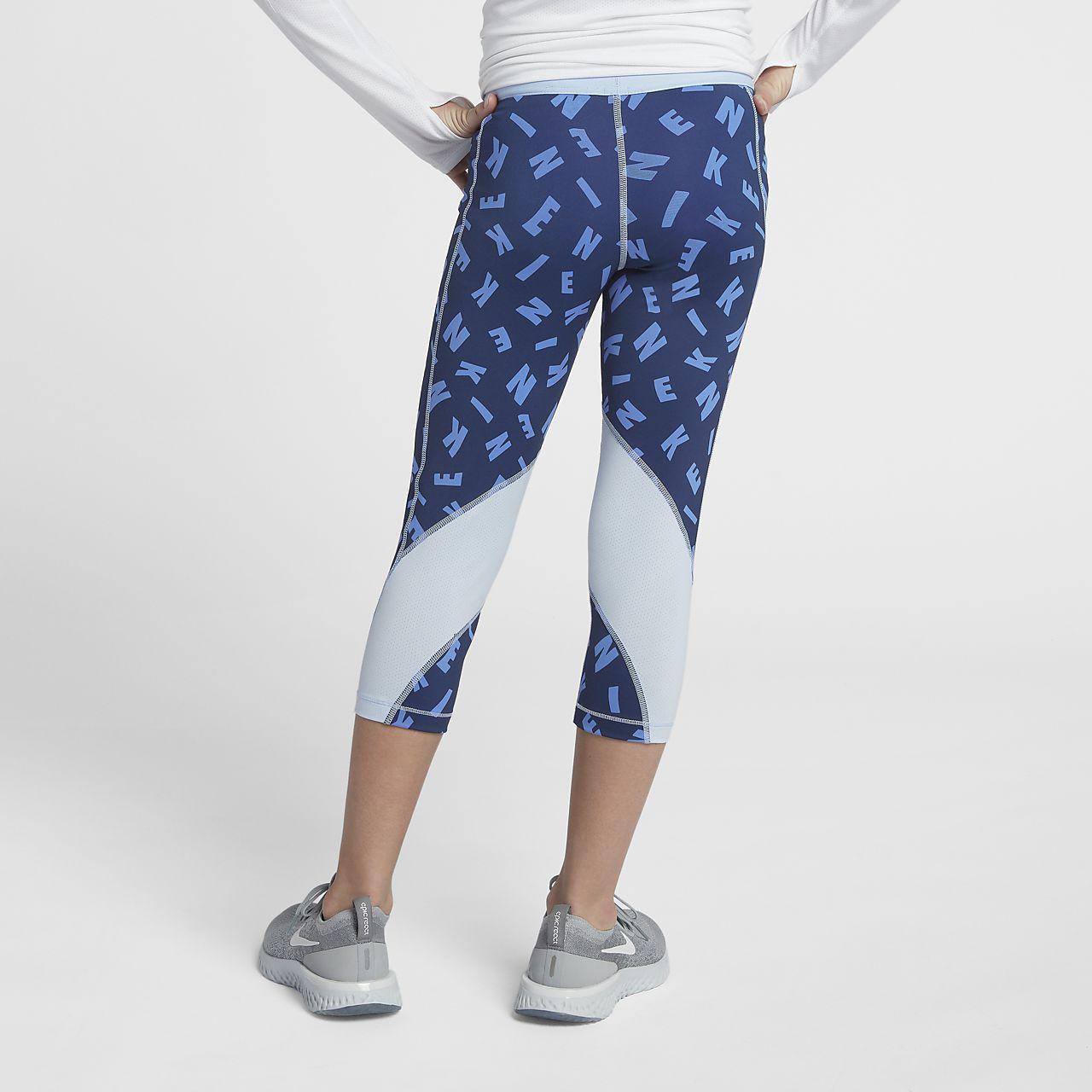Nike Dry Little Kids' Training Pants Binary Blue