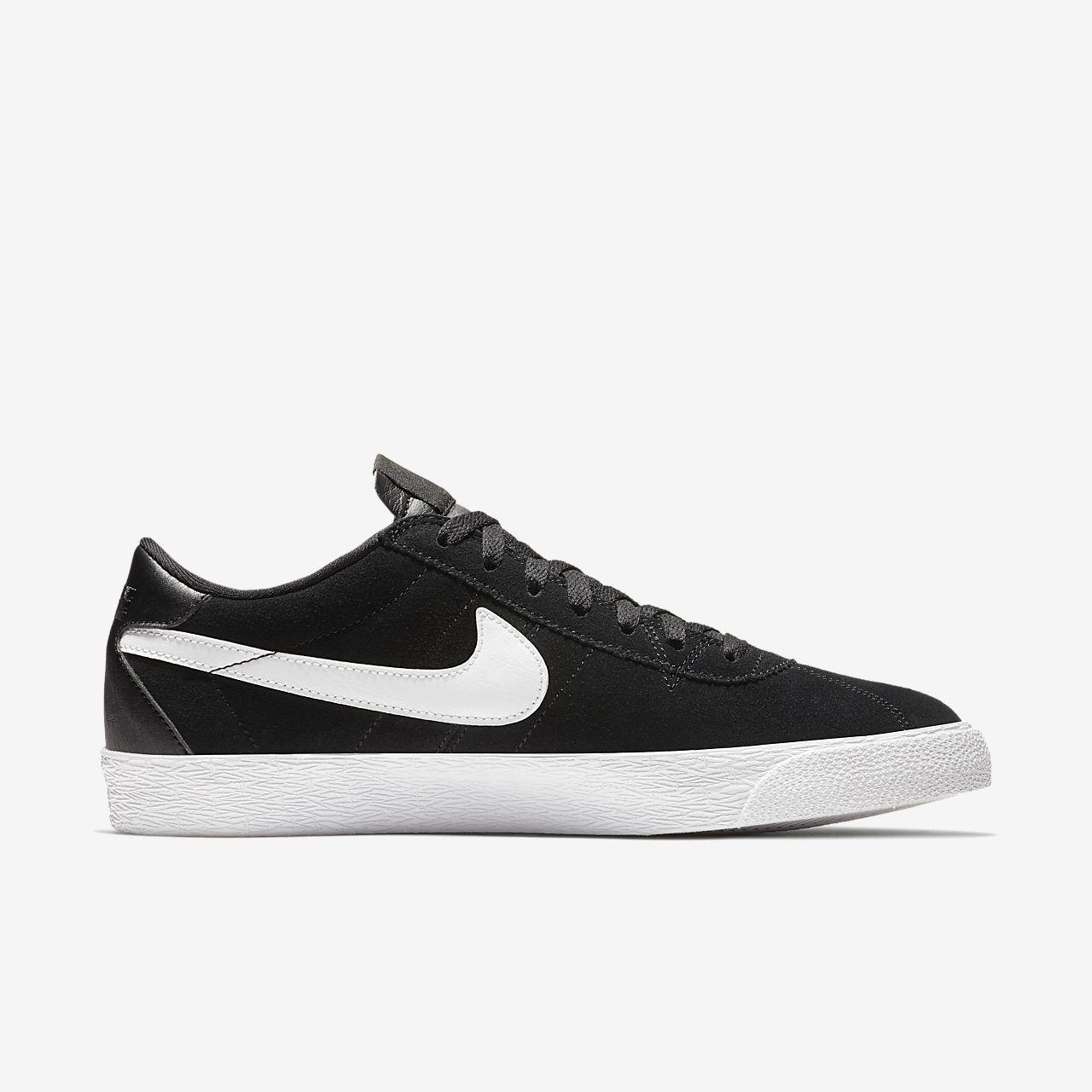 Nike SB Zoom Bruin Premium SE Men's Skateboarding Shoes Black qL8710O