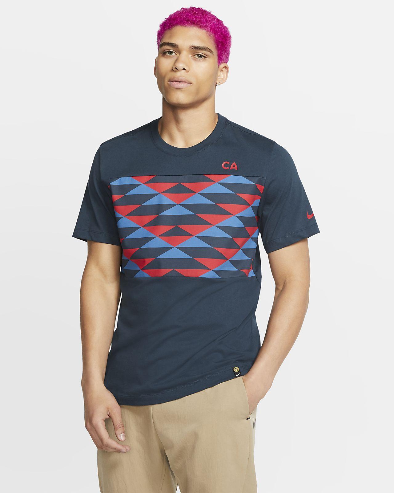 Club América Men's Soccer T-Shirt