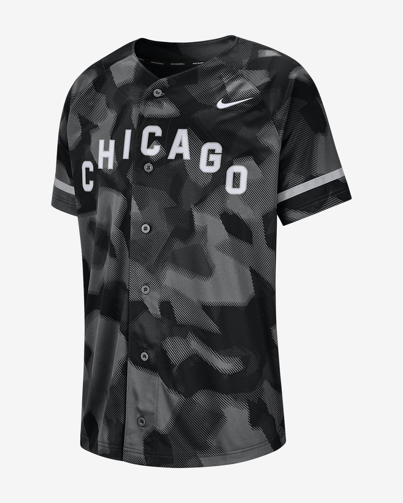 Nike Dri-FIT (MLB White Sox) Men's Baseball Jersey