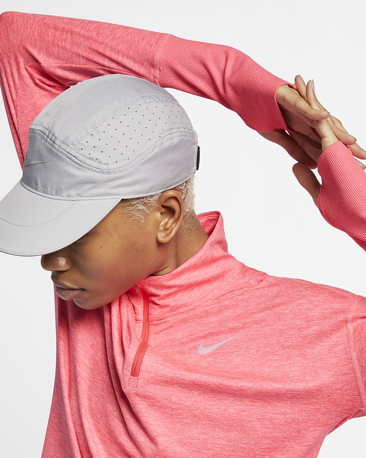 Nike Women s Half-Zip Running Top. Nike.com GB d06577a40c9