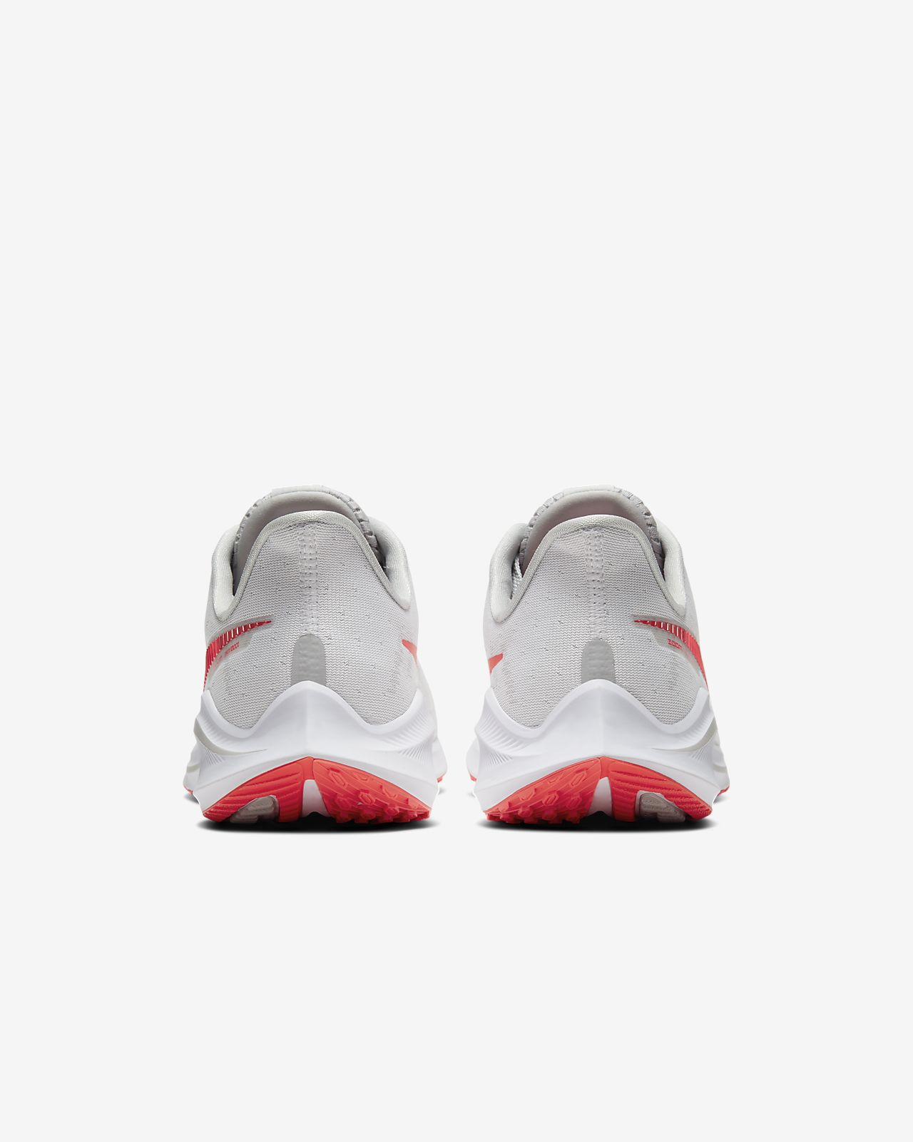 NIKE Futócipők 'Nike Air Zoom Vomero 14' piros fehér