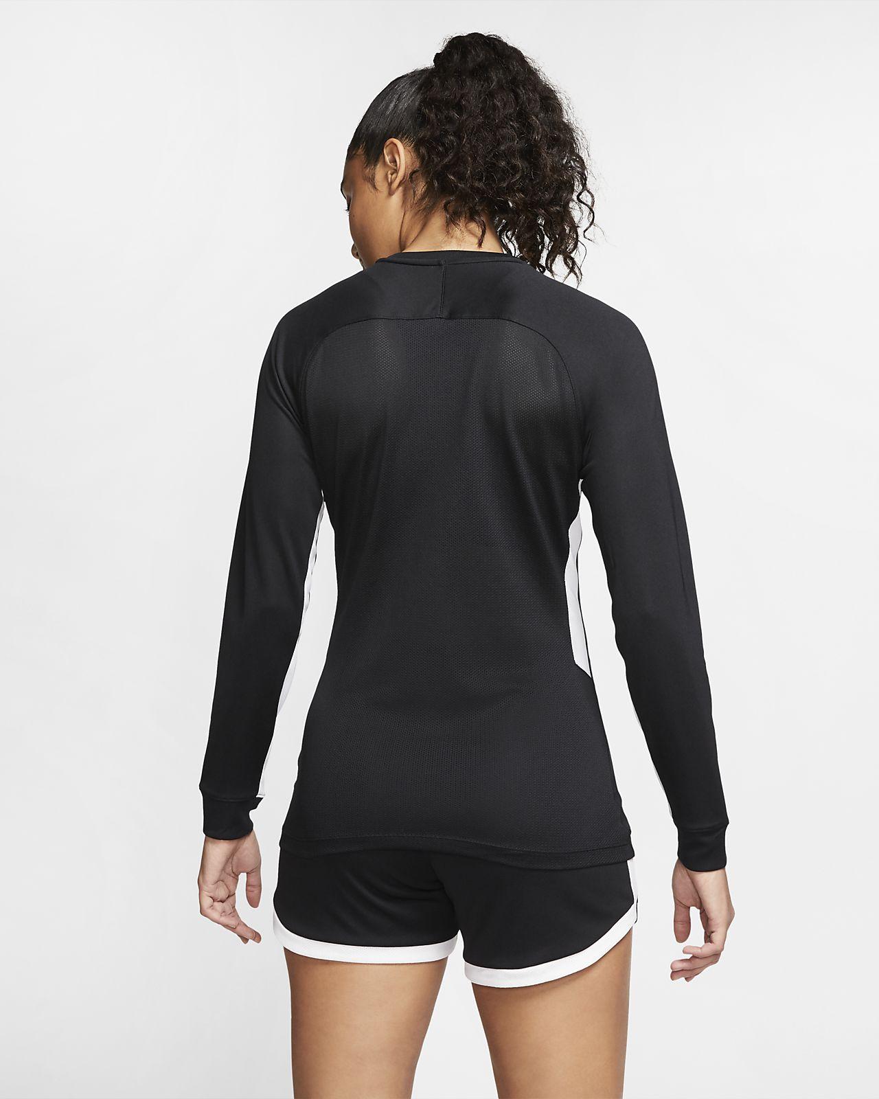 Nike Women's Tiempo Premier Long Sleeve Jersey