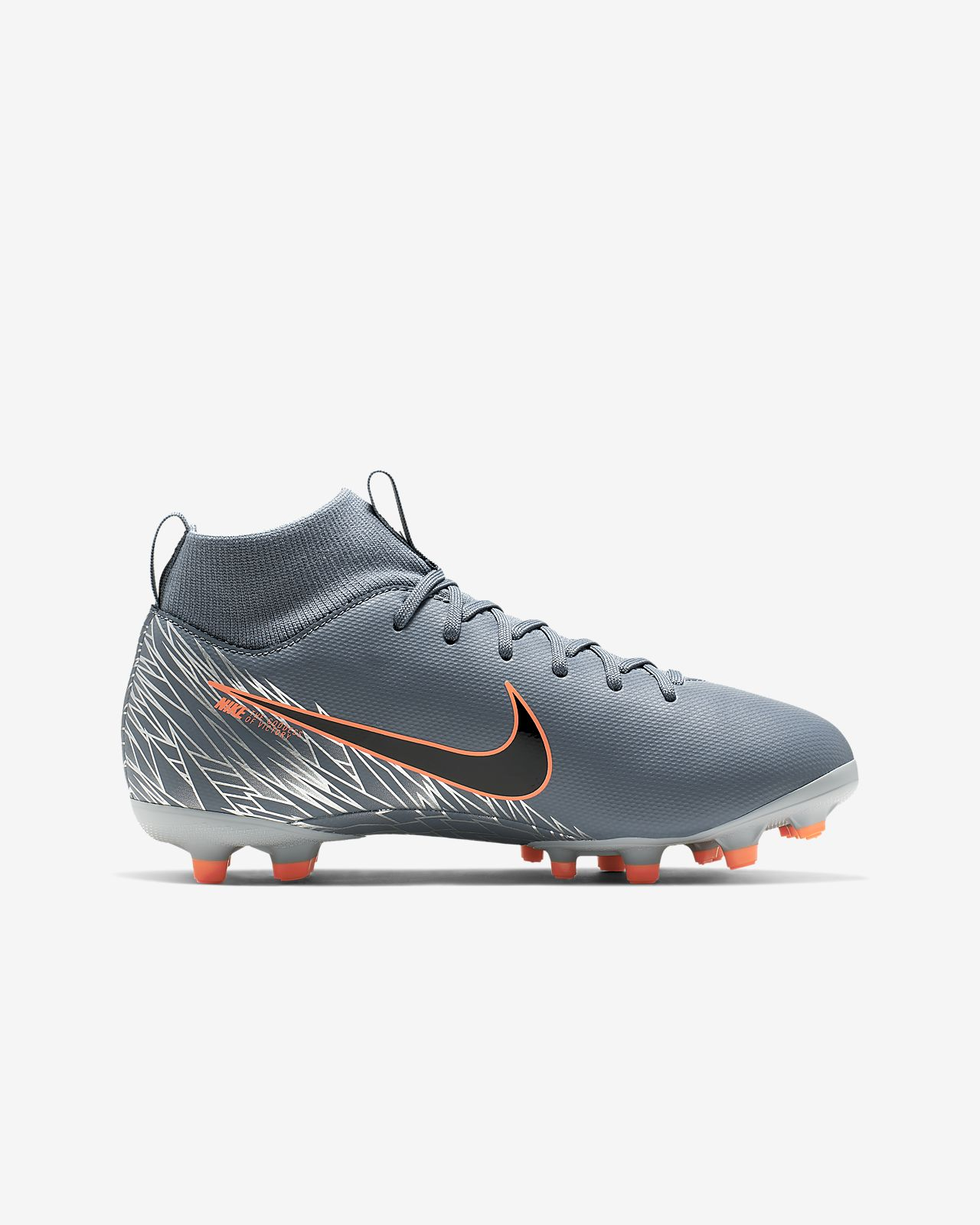 d1ea956bb8612 ... Nike Jr. Superfly 6 Academy MG Younger Older Kids  Multi-Ground Football