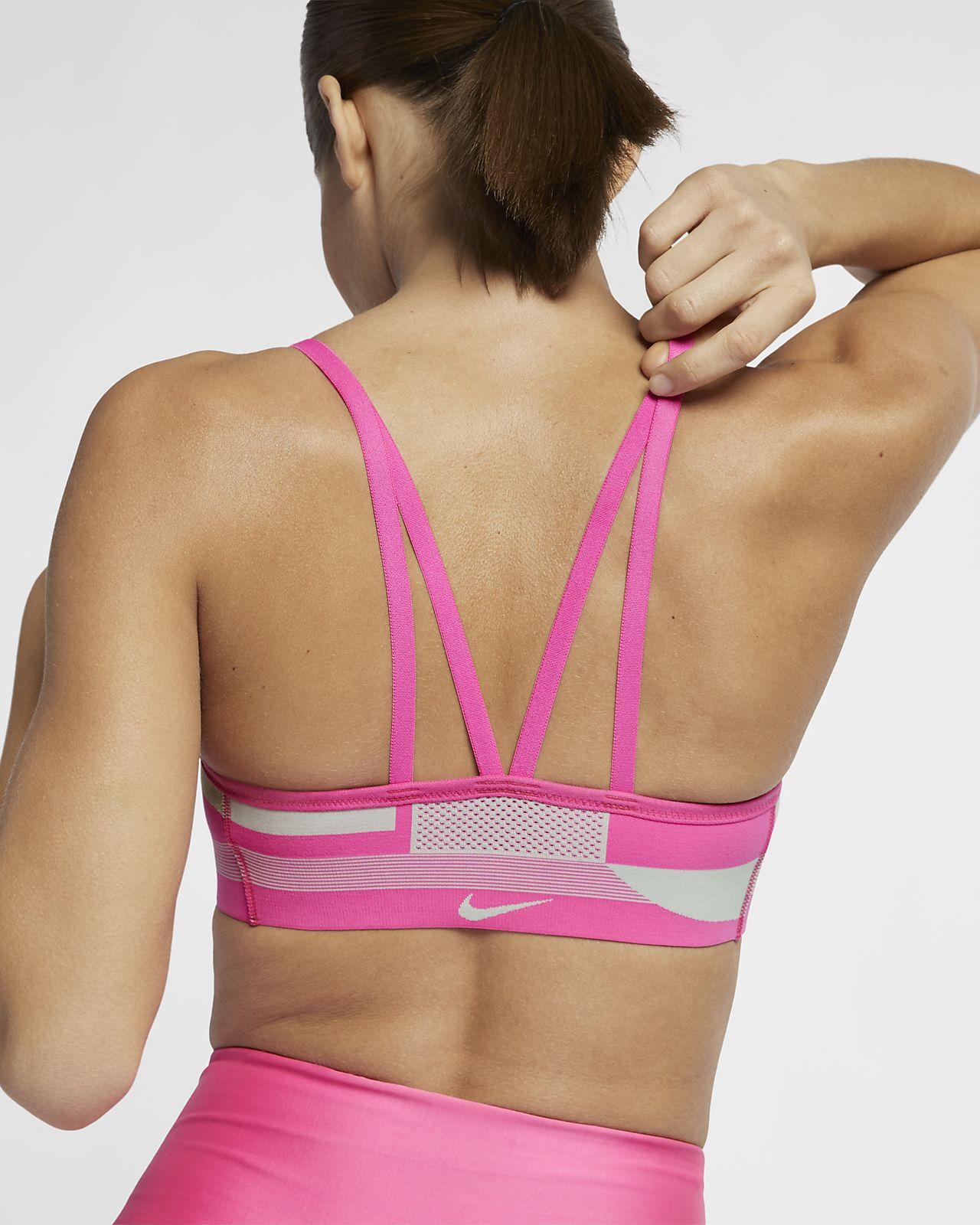 b8ad86ada675a Nike Flyknit Indy Sujetador deportivo de sujeción media - Mujer ...