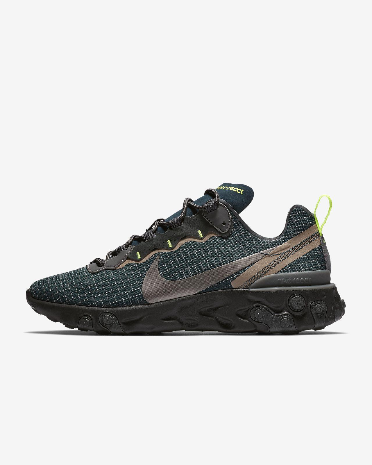 40b16ad5a6a20 Nike React Element 55 Zapatillas - Hombre. Nike.com ES