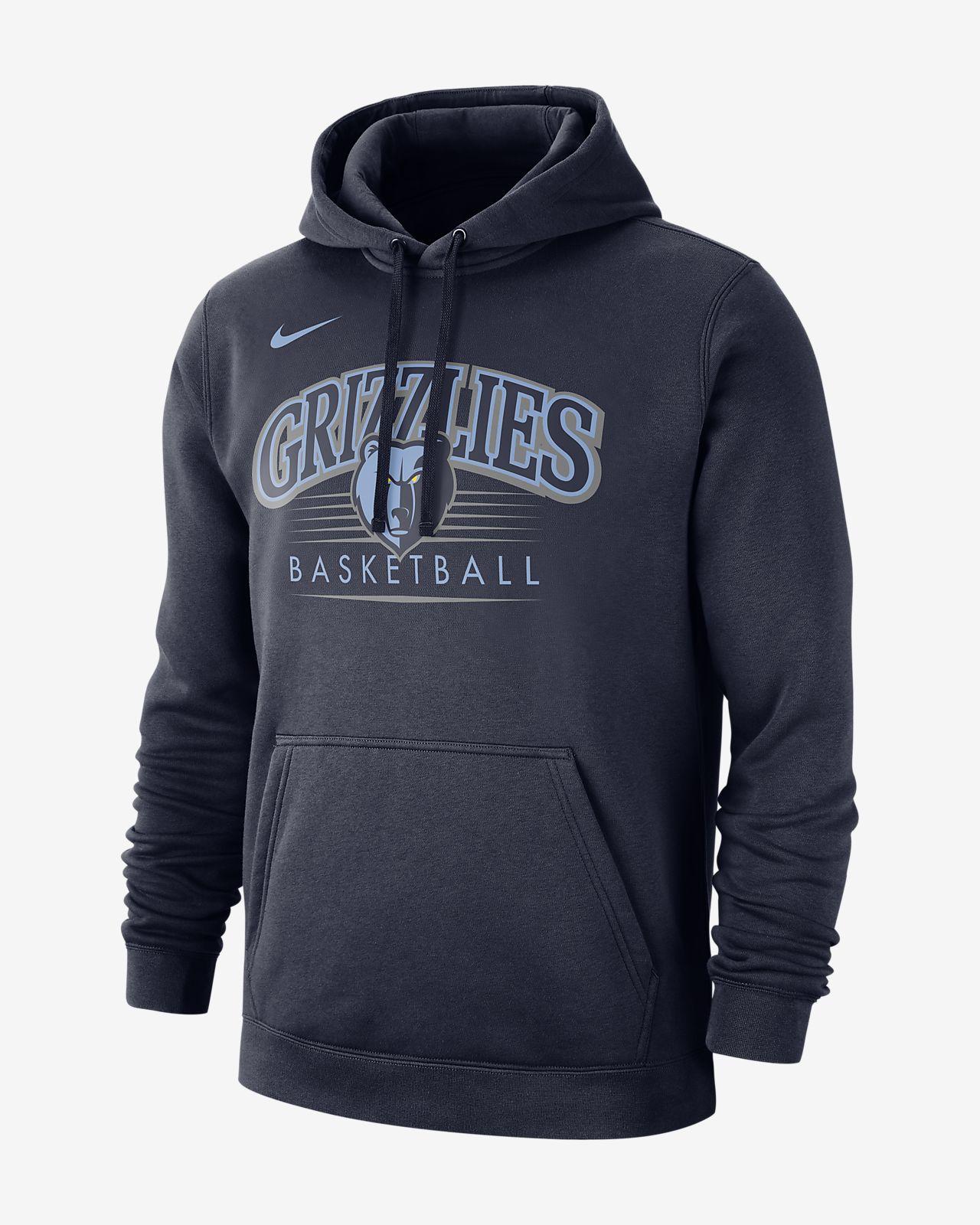 Męska bluza z kapturem NBA Memphis Grizzlies Nike