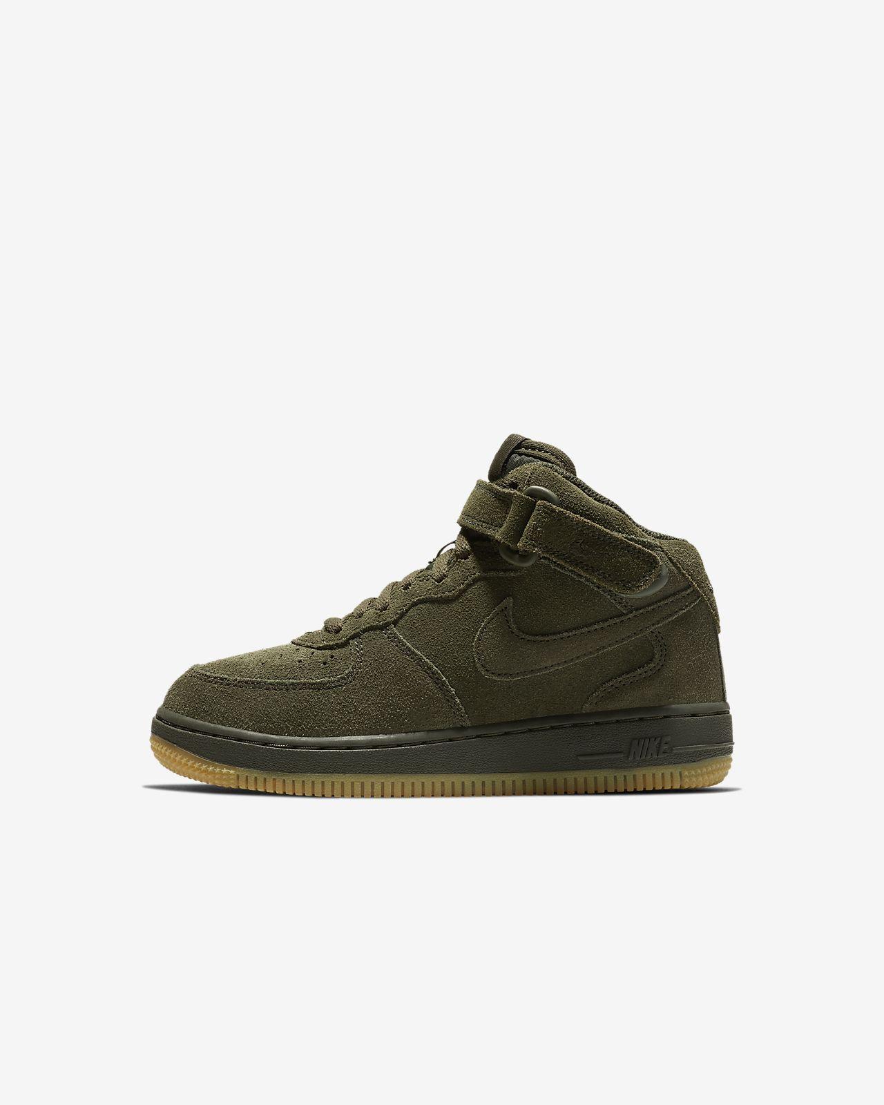 nouveau style 40e0c 8de23 Chaussure Nike Air Force 1 Mid LV8 pour Jeune enfant