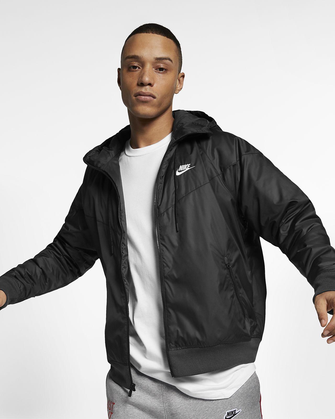 Nike Sportswear Windrunner Chaqueta con capucha - Hombre. Nike.com ES 8ef3542921216