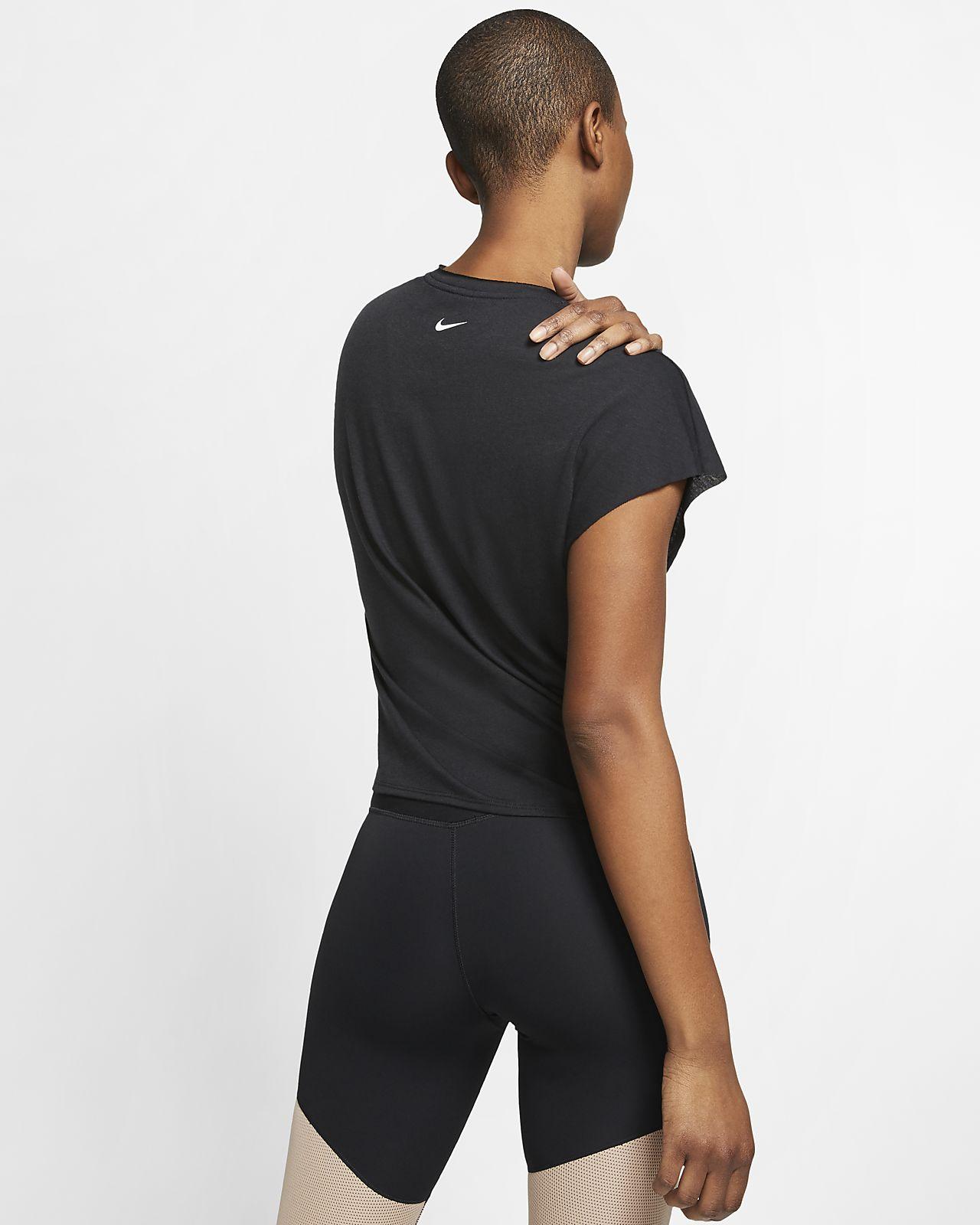 Camiseta Nike Fit Entrenamiento Corta De Manga Mujer Dri dQCxtsrh