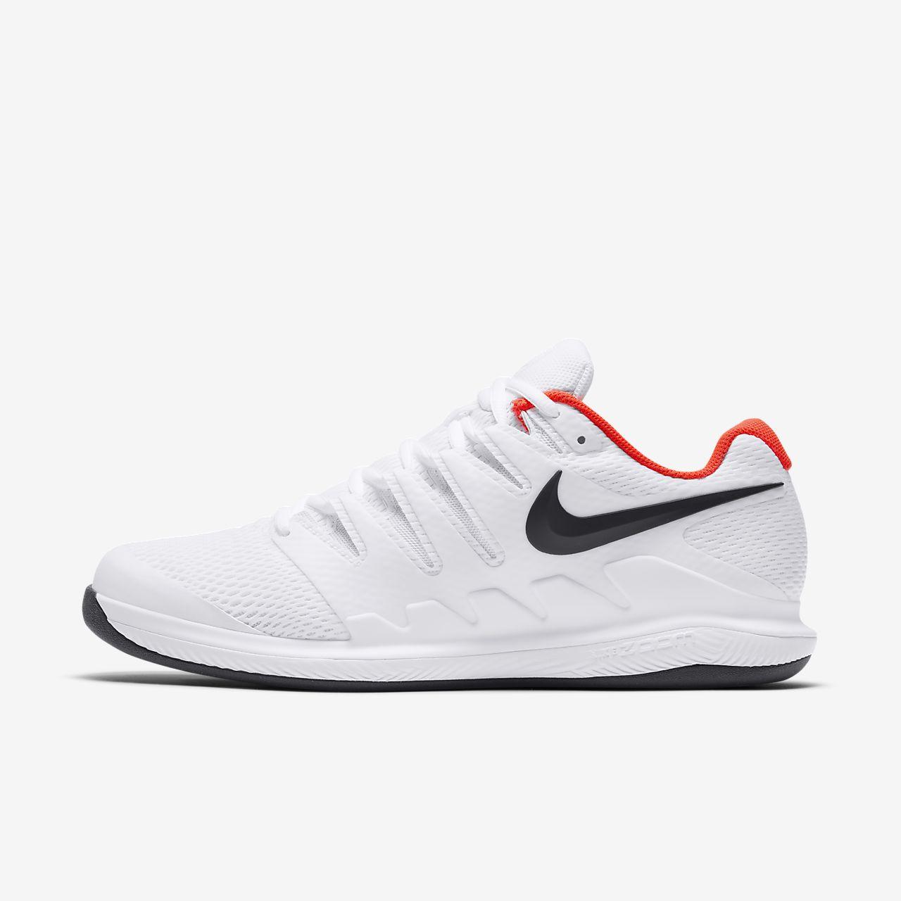 86c37134 Мужские теннисные кроссовки Nike Air Zoom Vapor X Carpet. Nike.com RU
