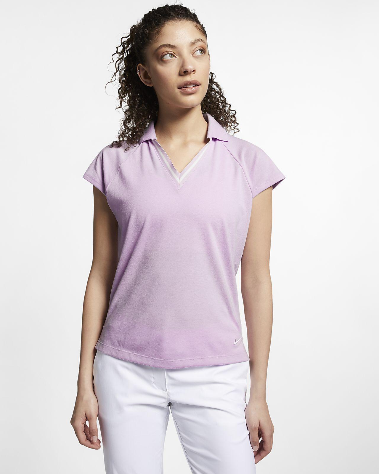 Damska koszulka polo do golfa Nike Dri-FIT