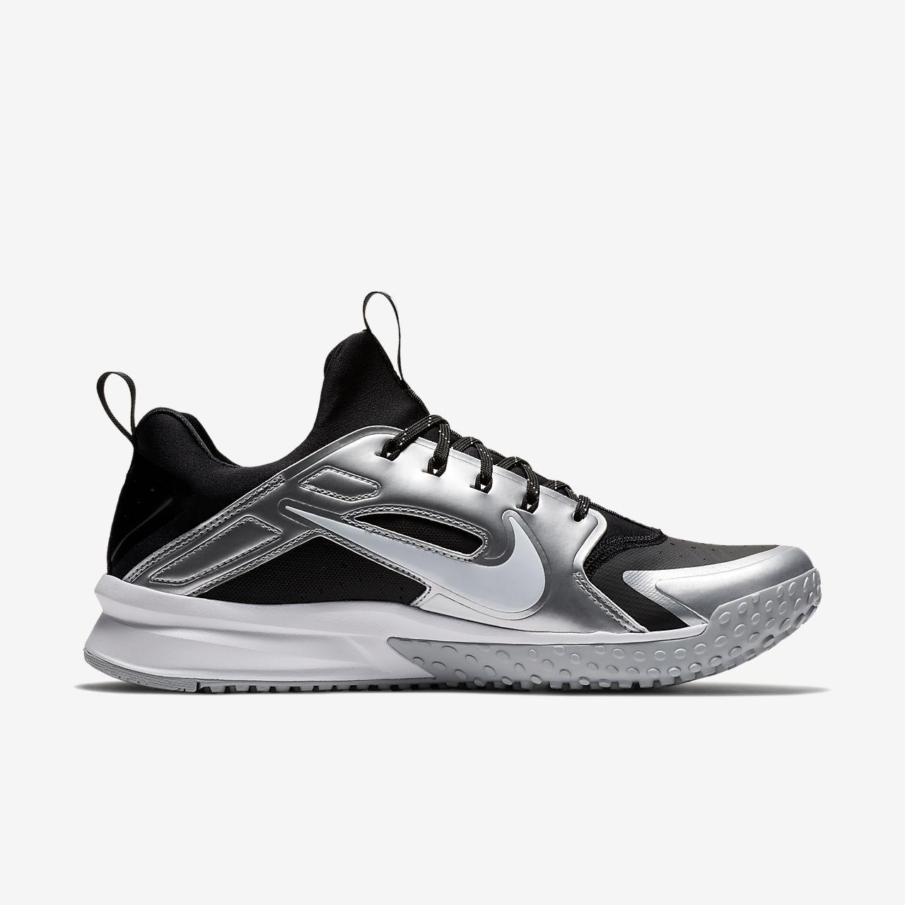 nike silver scarpe da tennis usanza nike huarache baseball vprege repnik