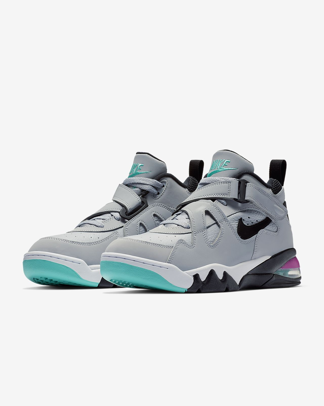 ad43e3fe36d12 Nike Air Force Max CB Men's Shoe. Nike.com