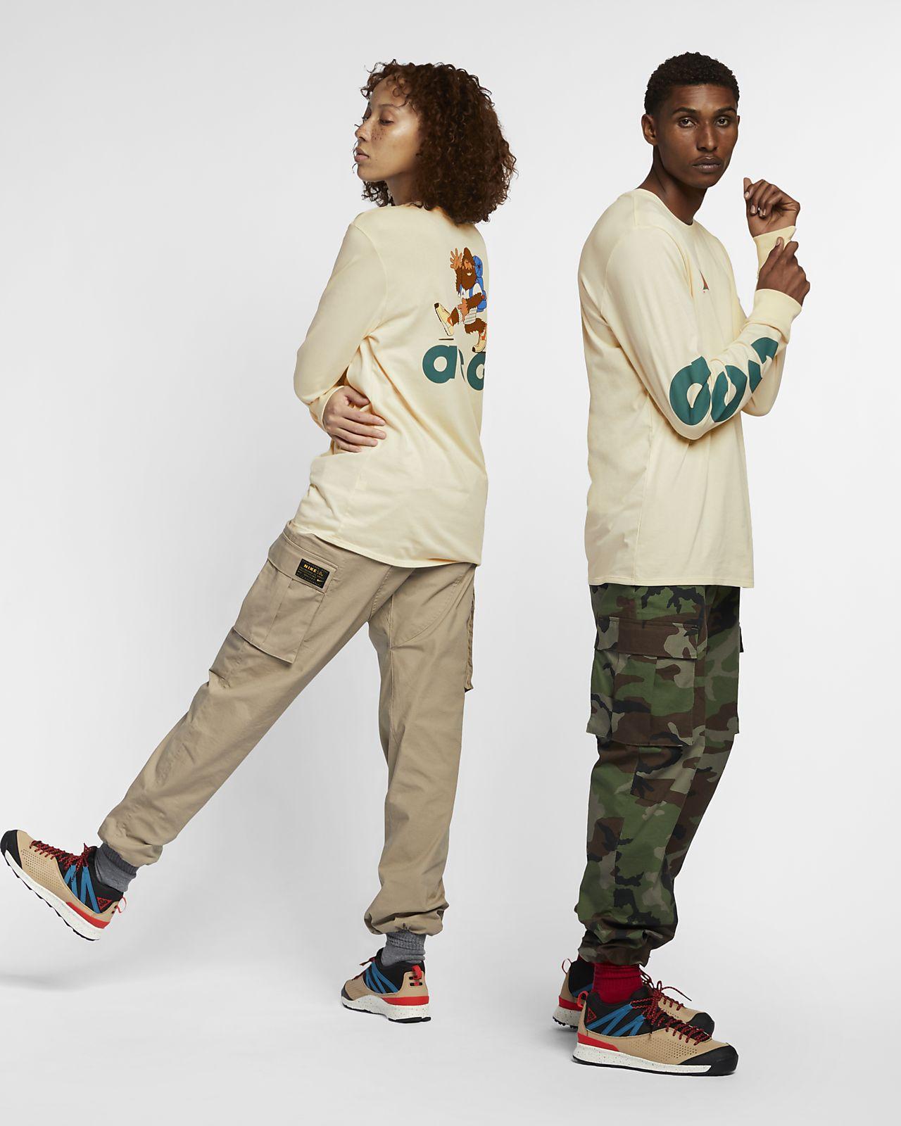 Playera de manga larga Nike Sportswear ACG