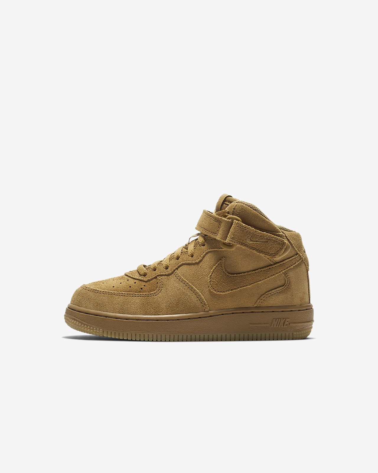 quite nice authorized site quite nice Nike Air Force 1 Mid LV8 Younger Kids' Shoe