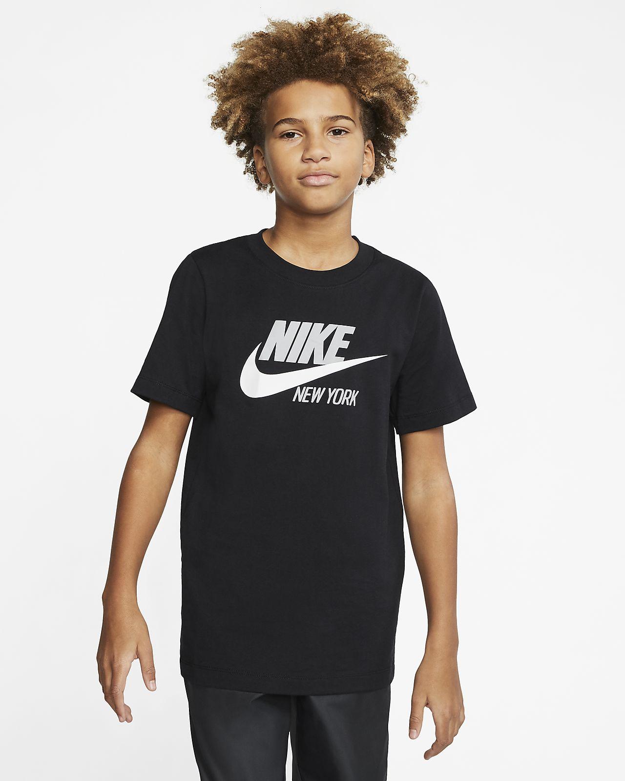 Nike Sportswear City Big Kids' T-Shirt
