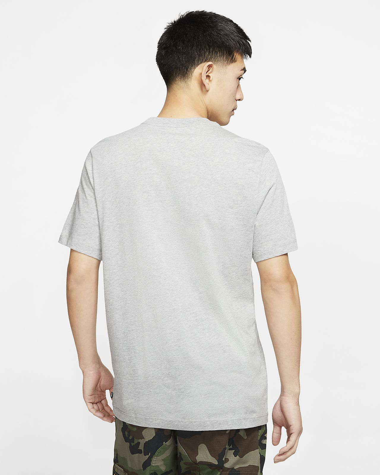 Tee shirt de skateboard à logo Nike SB pour Homme