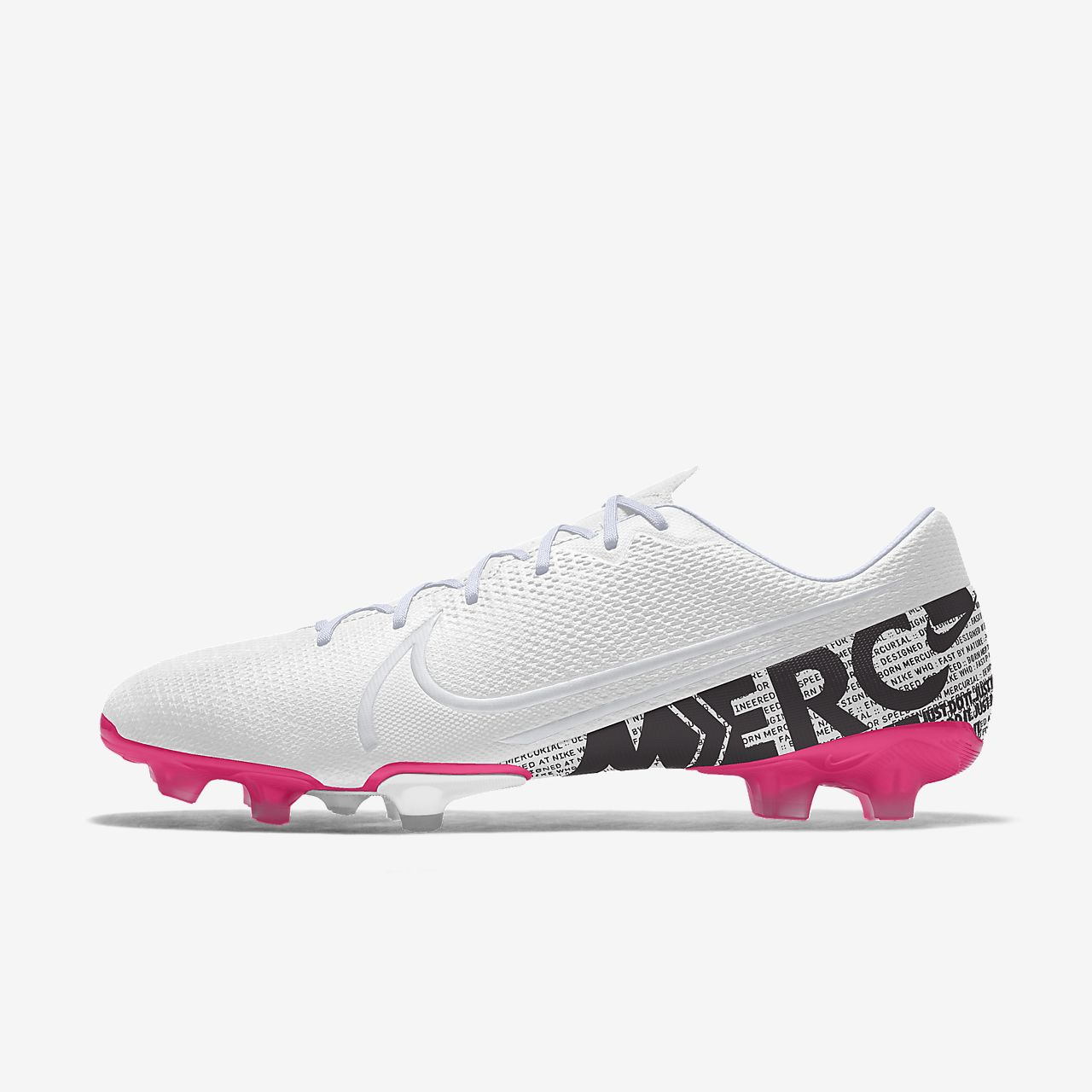 Nike Mercurial Vapor 13 Academy FG By You Custom Firm-Ground Soccer Cleat