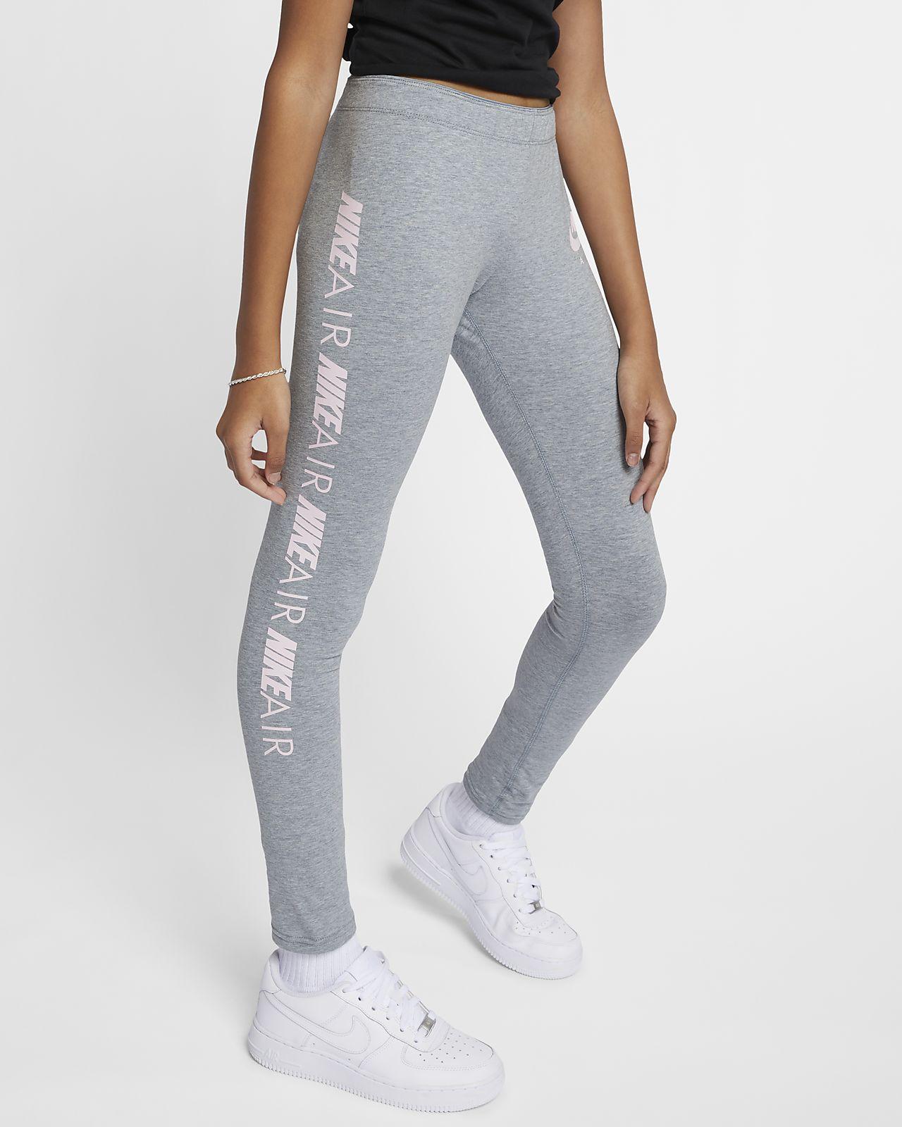 17b8dc030b30c5 Nike Air Leggings für ältere Kinder (Mädchen). Nike.com LU