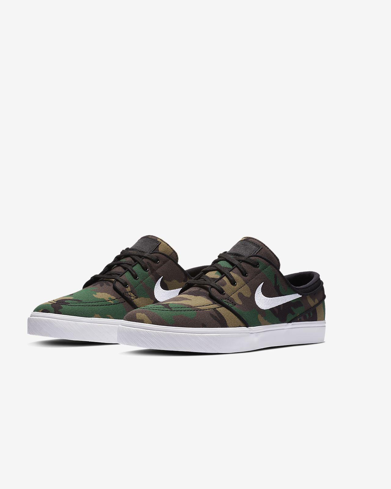 buy online 1d32c b3d17 ... Nike SB Zoom Stefan Janoski Canvas Men s Skate Shoe