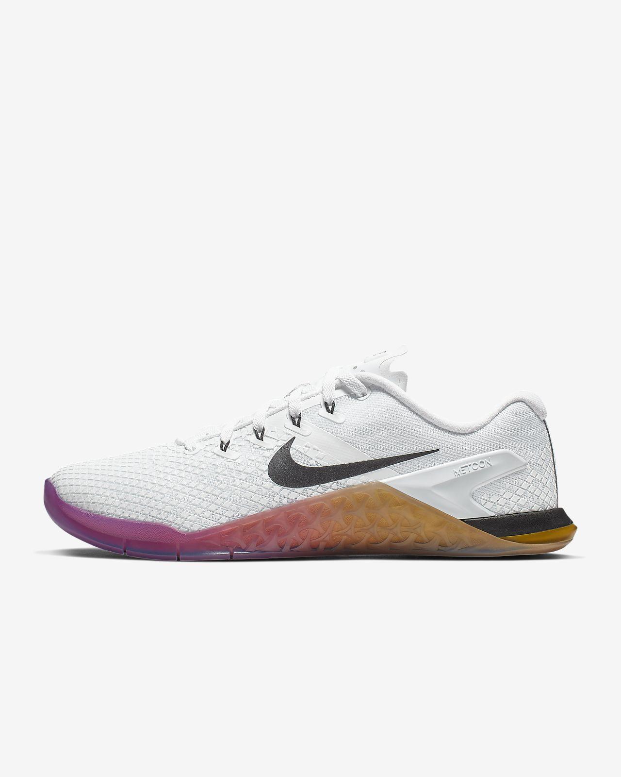 Nike Metcon 4 XD-crosstrænings-/vægtløftningssko til kvinder