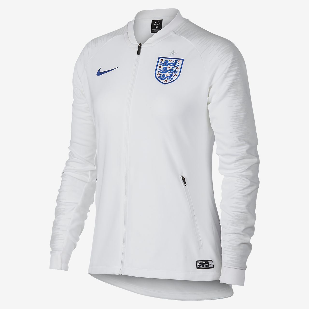 England Anthem Women's Football Jacket
