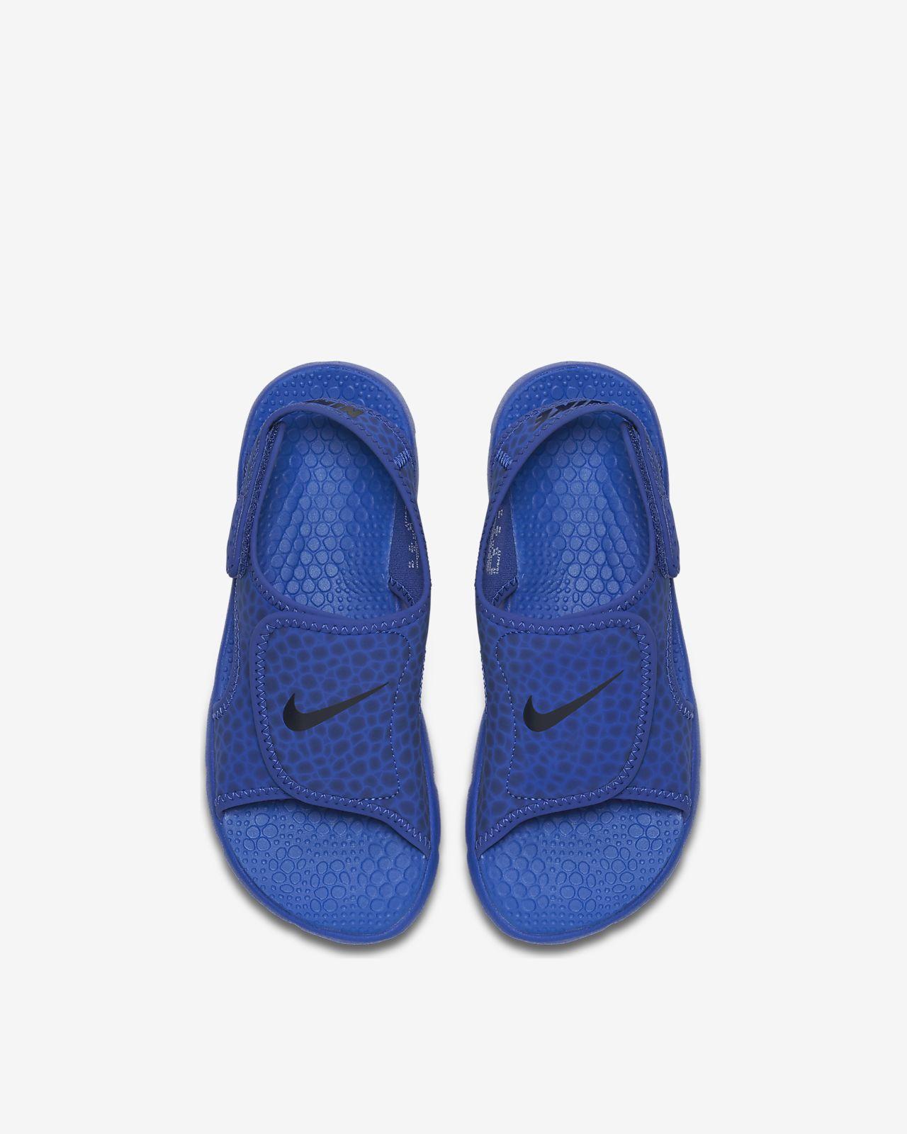 Nike Sunray Adjust 4 Sandale für jüngere/ältere Kinder - Rot AwExqAD