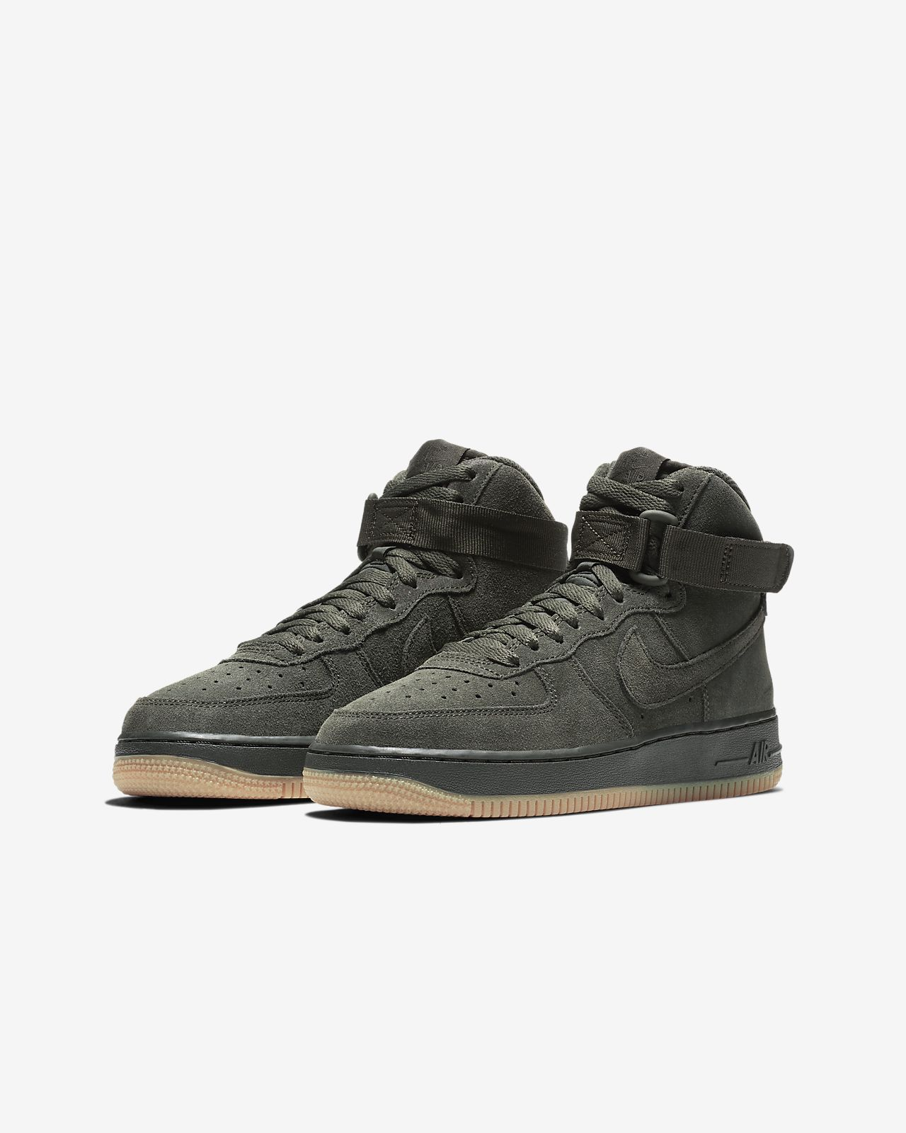new arrival 81a65 c0eaf ... Nike Air Force 1 High LV8 Older Kids  Shoe