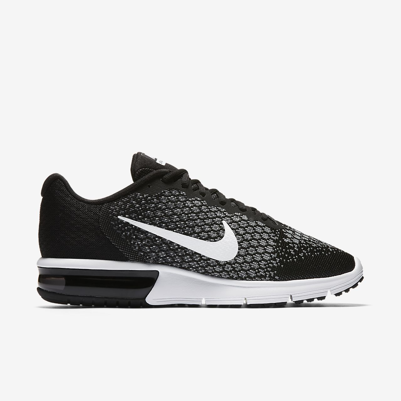 Nike Air Max Sequent 2 Mens Running Shoe