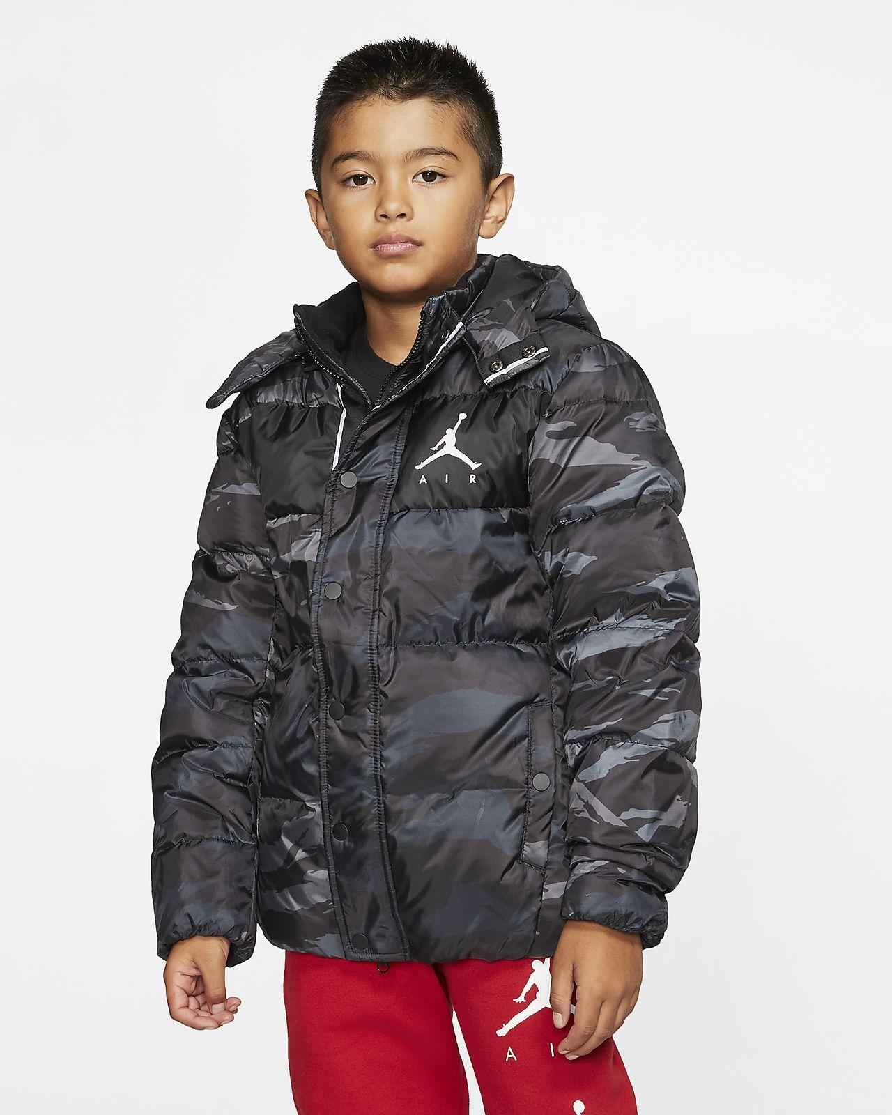 Jordan Jumpman Down-Fill 大童(男孩)全长拉链开襟夹克
