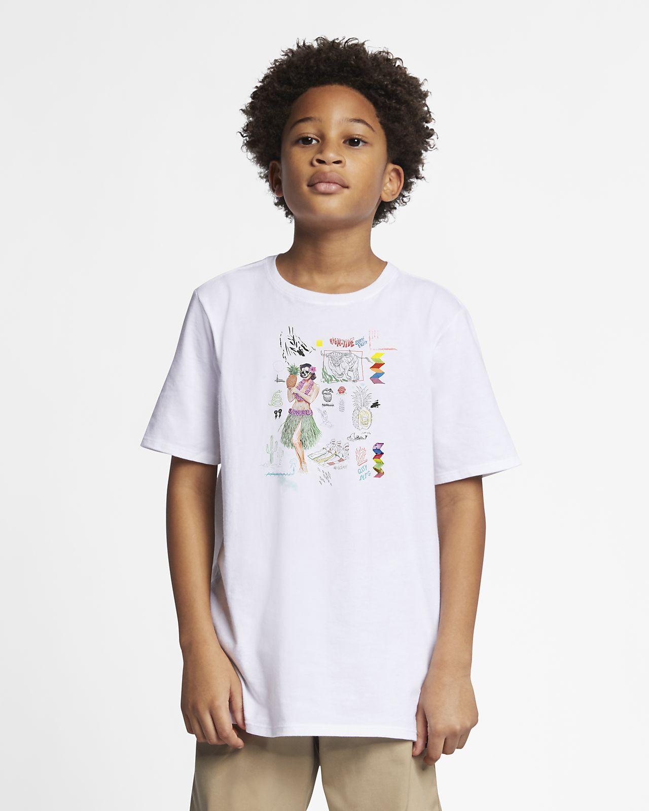 Hurley Premium Doom Erkek Çocuk Tişörtü