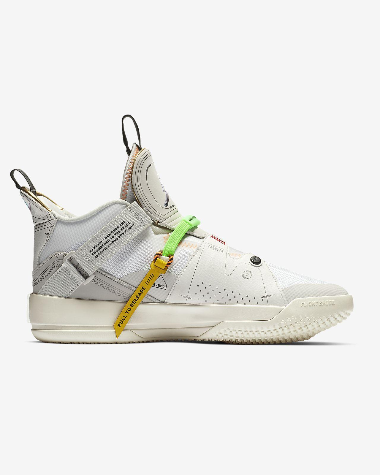 9232a678b Air Jordan XXXIII Basketball Shoe. Nike.com