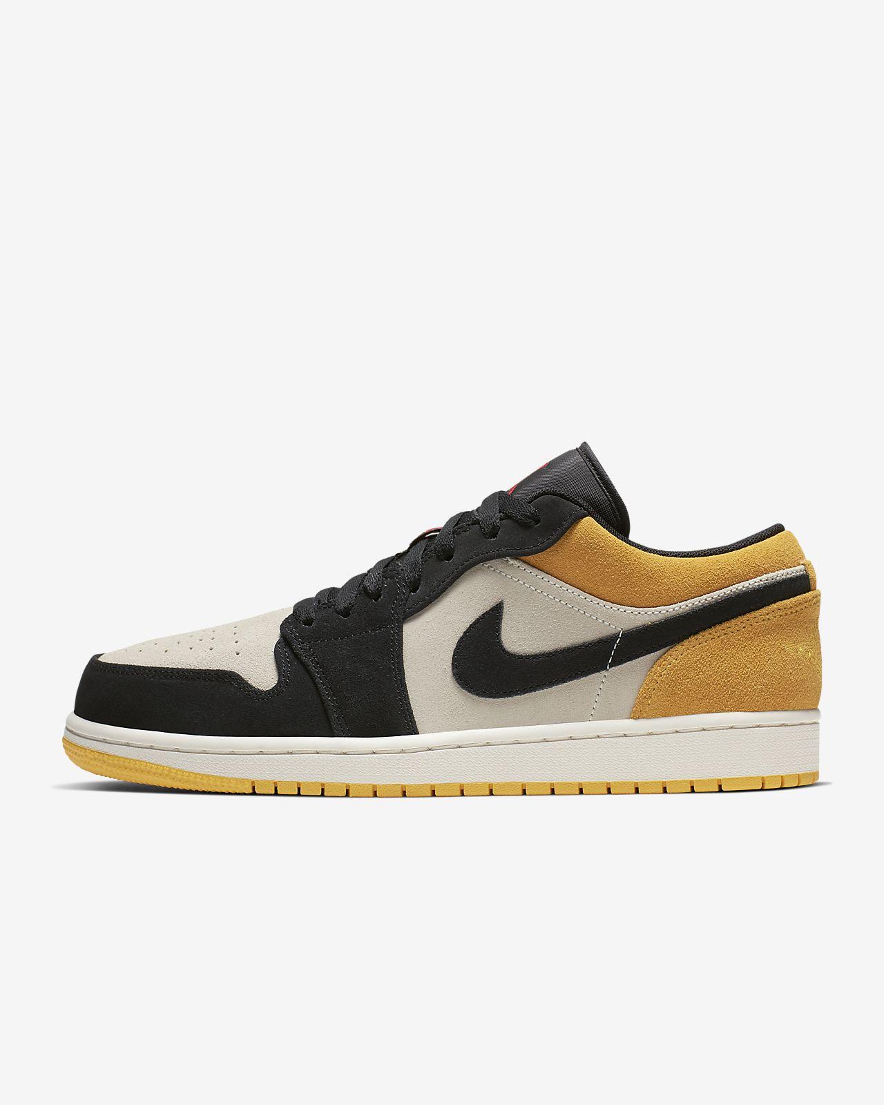 online store 5deb2 075a0 ... Chaussure Air Jordan 1 Low pour Homme