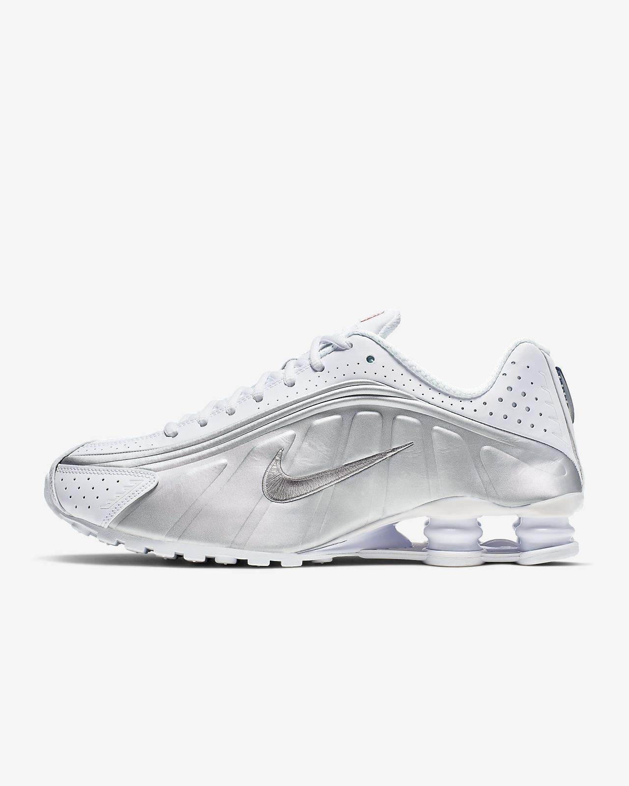 huge discount 4fa39 ec2c8 ... Nike Shox R4 Men s Shoe