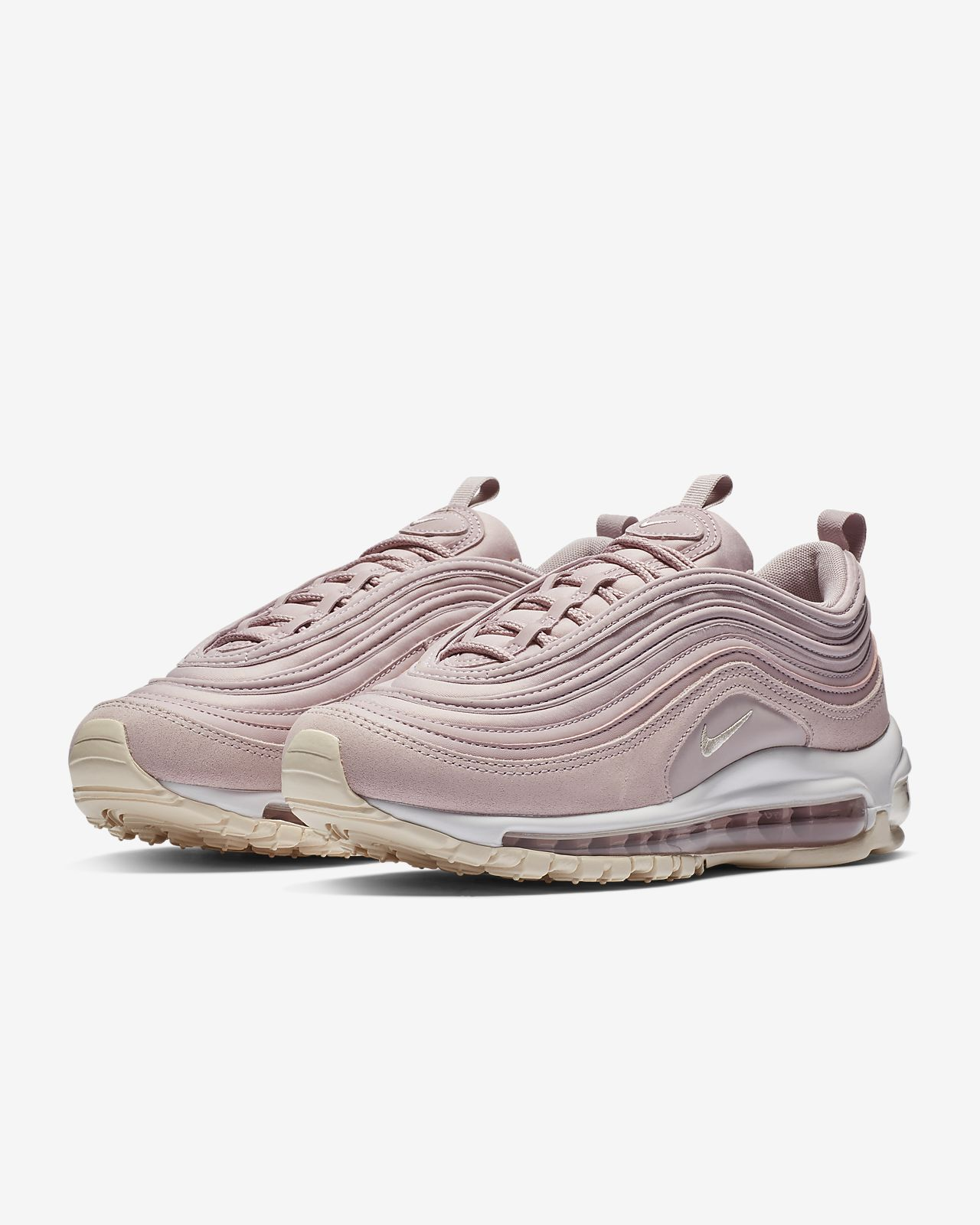 brand new e43ed 4bfe7 ... Nike Air Max 97 Premium Womens Shoe