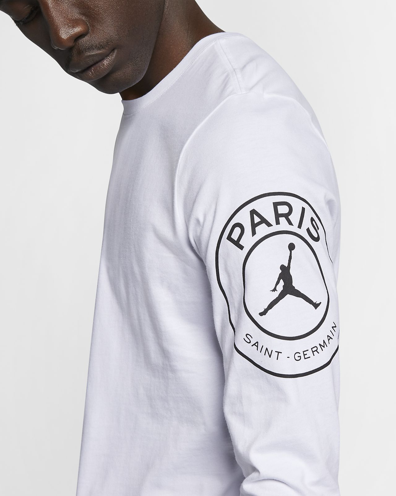 bc8ee336bcd PSG Statement Men's Long-Sleeve T-Shirt. Nike.com IE