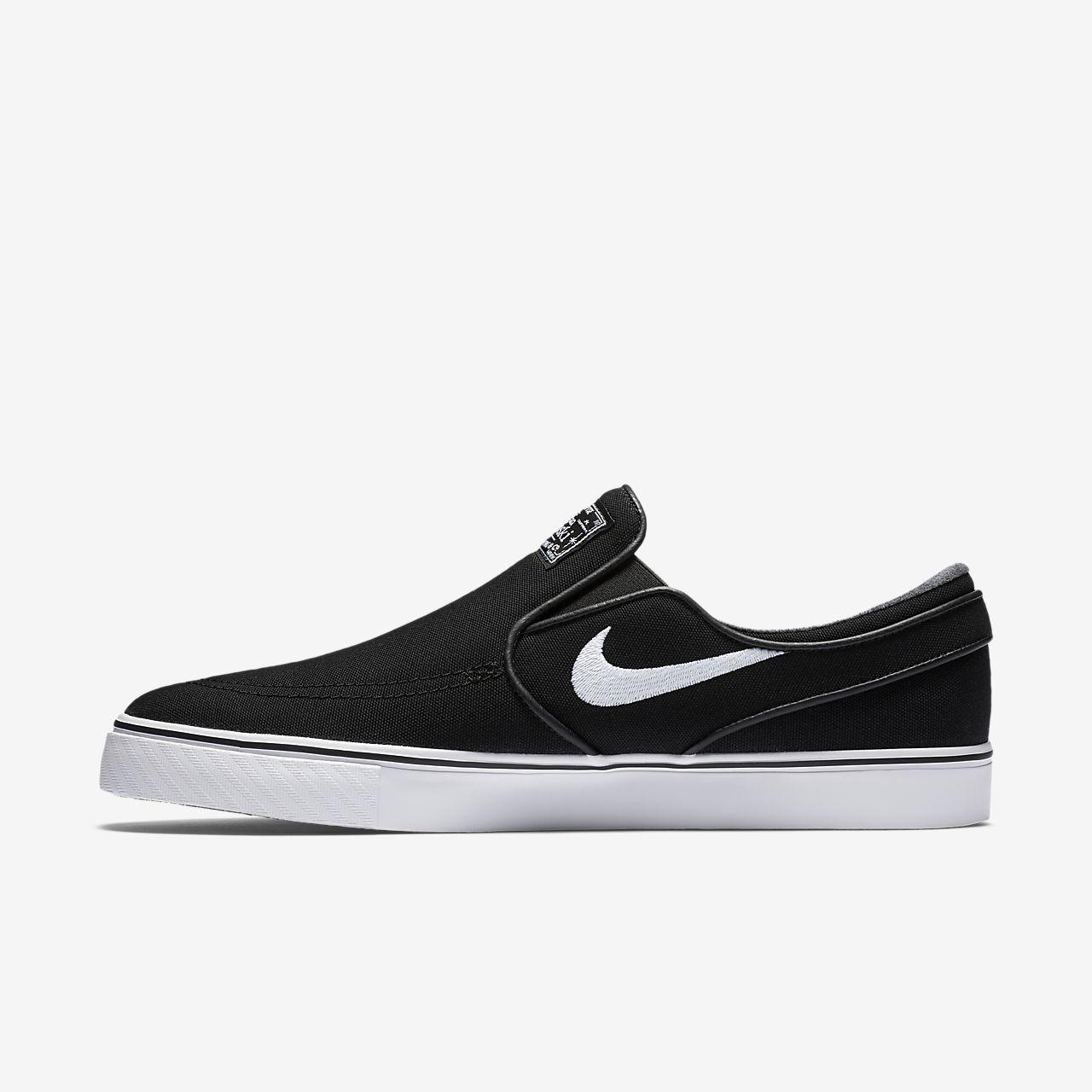 ce82ed77bacbb Nike SB Zoom Stefan Janoski Slip-On Canvas Men s Skateboarding Shoe ...